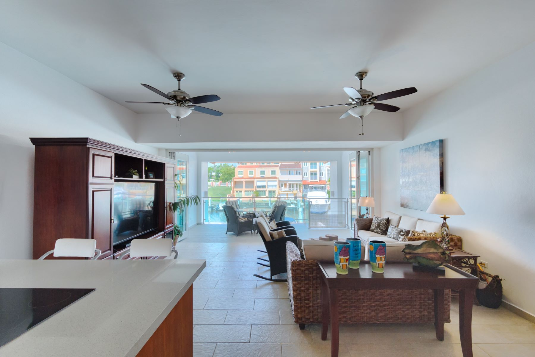 Additional photo for property listing at Harbourside Boater's Dream at Bahia del Sur Bahia del Sur 12 Palmas Del Mar, 00791 Puerto Rico