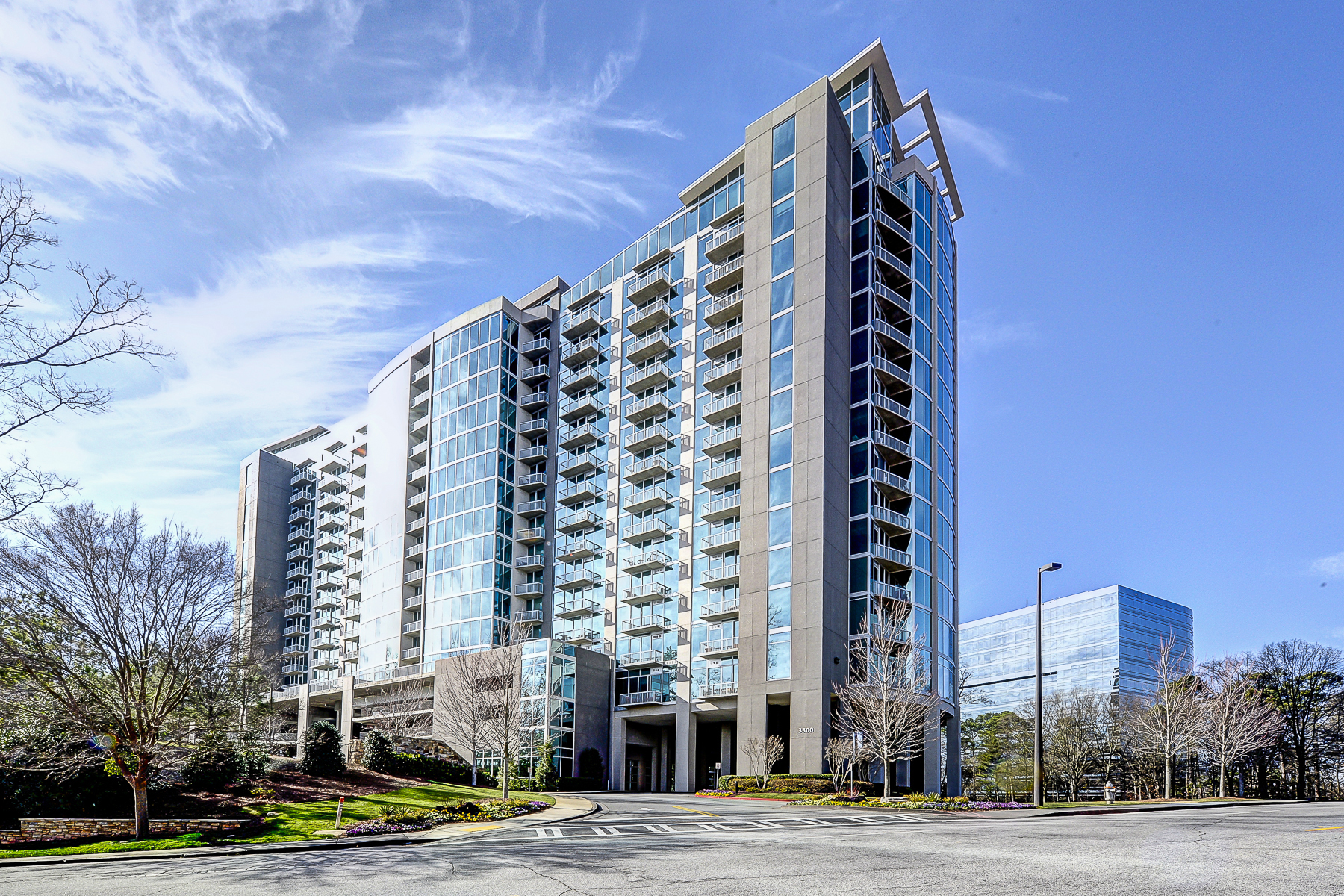 Condominium for Sale at 12th Floor Condo With Fabulous Views 3300 Windy Ridge Parkway SE No. 1215 Atlanta, Georgia 30339 United States