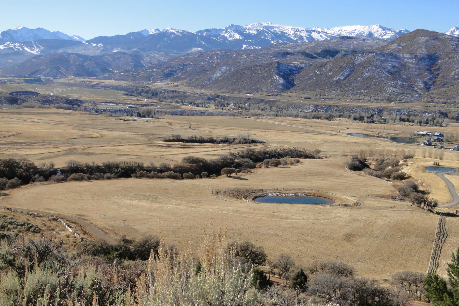 Land for Sale at 644 Chaparral Drive 664 Chaparral Drive Woody Creek, Colorado 81656 United States