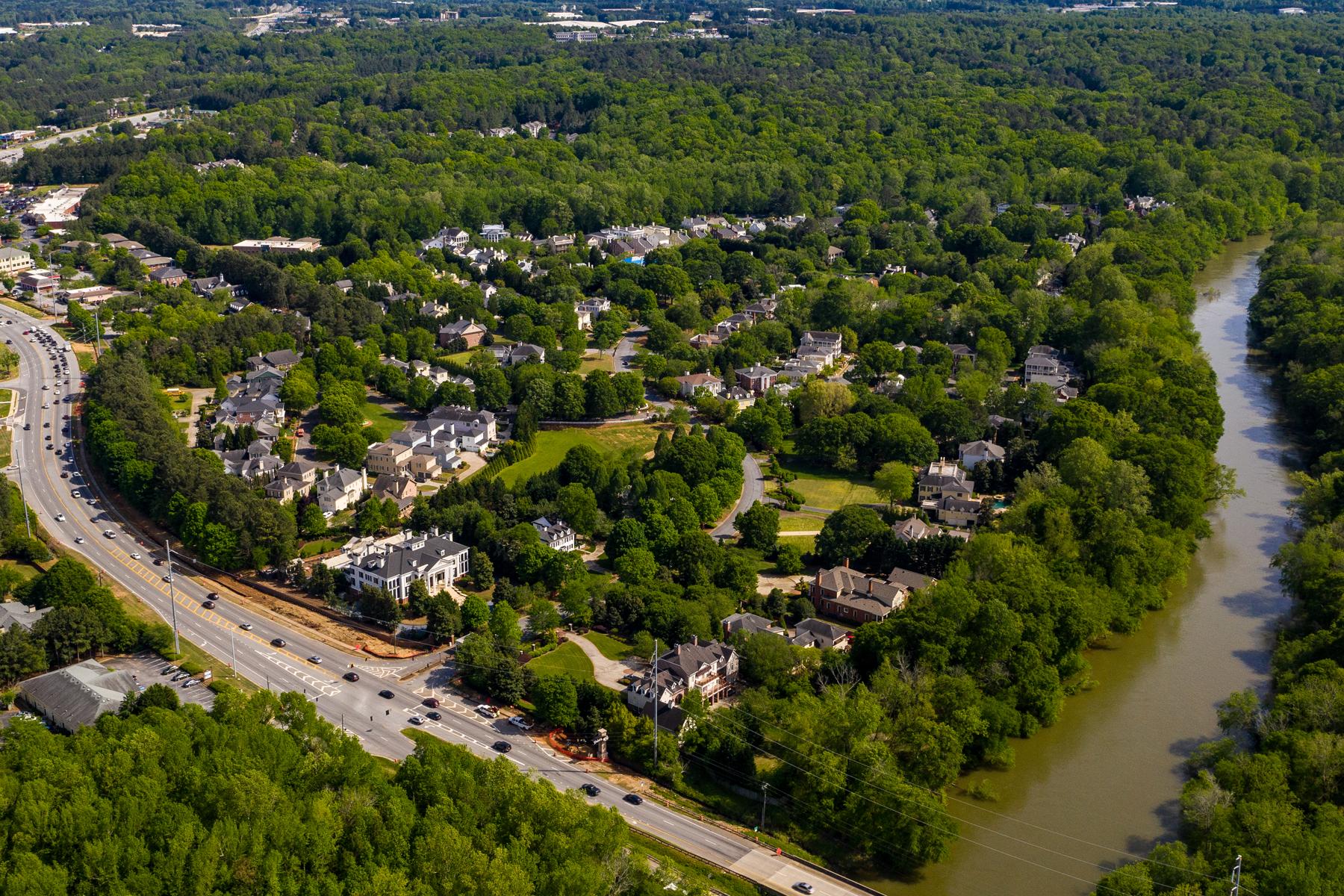Terrain pour l Vente à Amazing Sweet Bottom Buildable Lots 3837 Saint Georges Court, Duluth, Georgia 30096 États-Unis