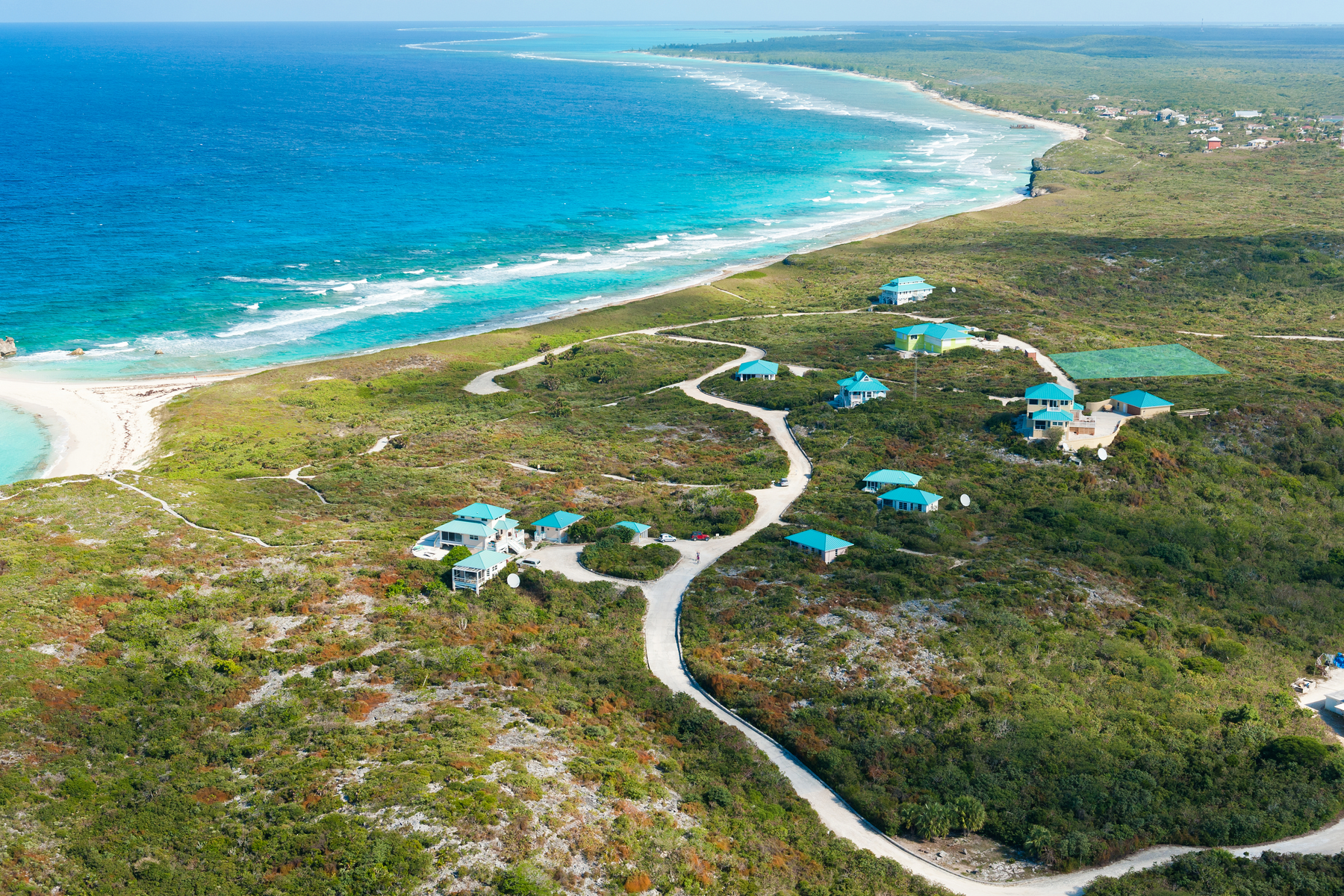 Additional photo for property listing at Mudjin Harbour Ocean View Lot Other Middle Caicos, Caicos Islas Turcas Y Caicos