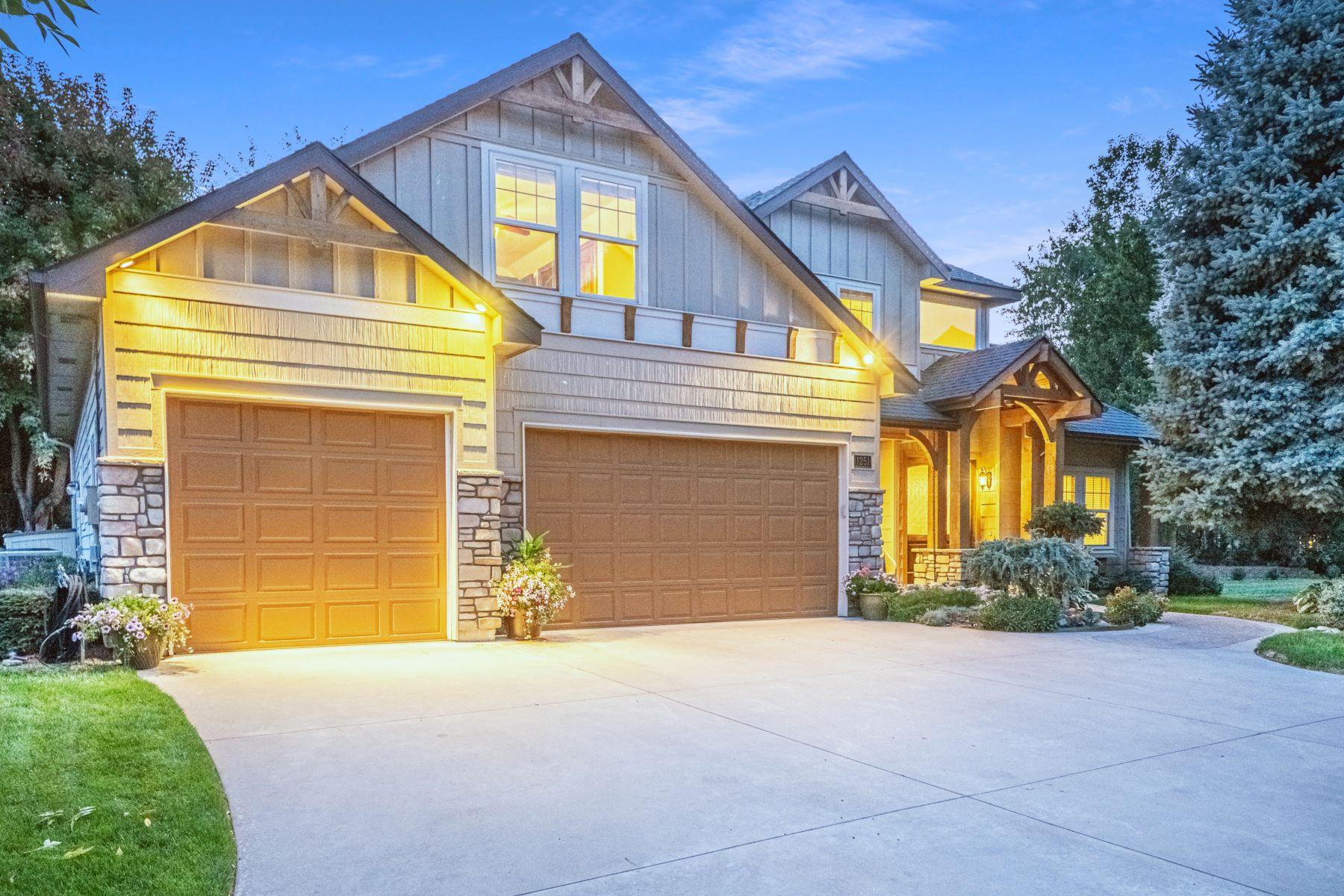 Single Family Homes pour l Vente à 1251 Arbor Island Place, Eagle 1251 S Arbor Island Pl Eagle, Idaho 83616 États-Unis