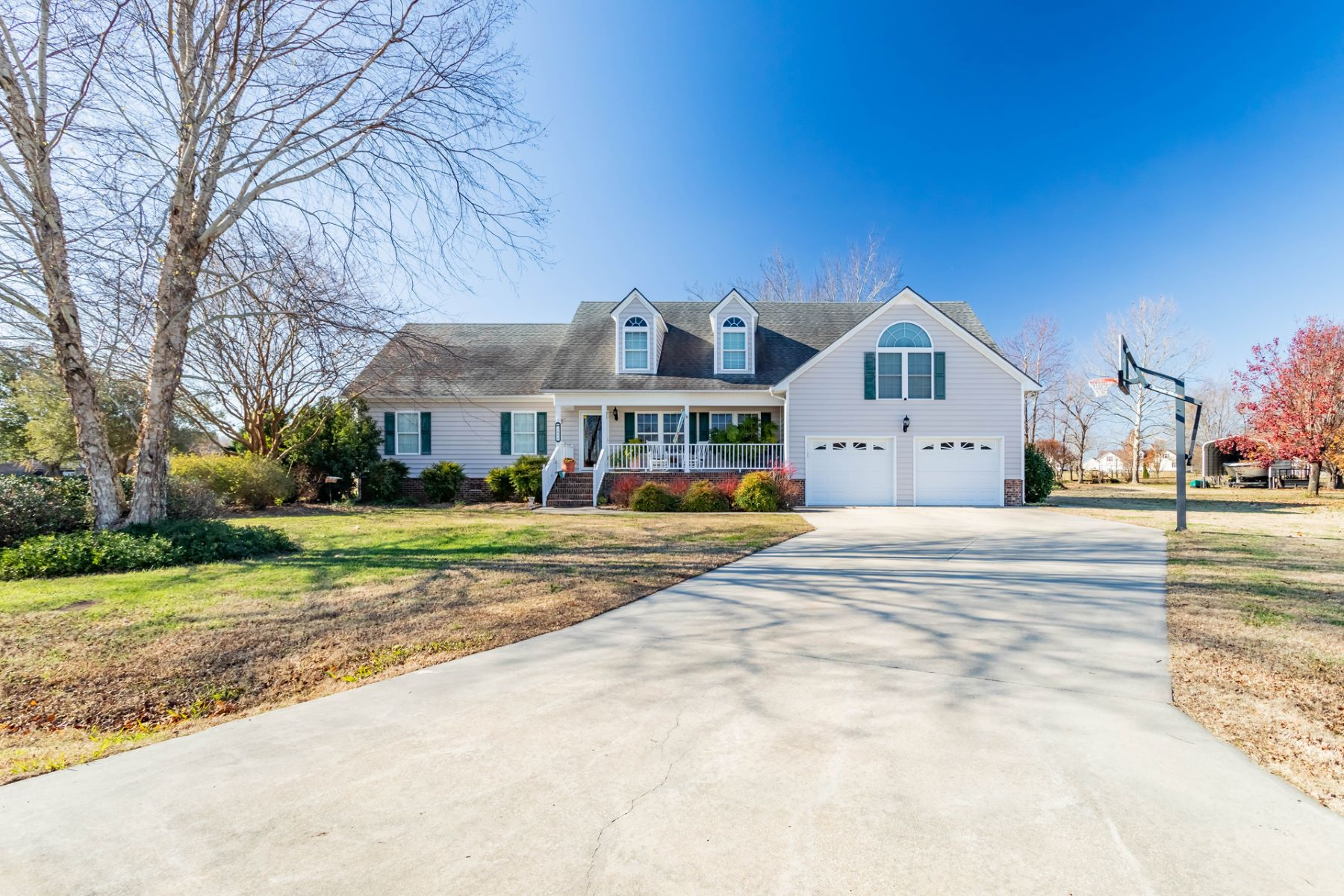 Single Family Homes for Sale at Peartree Place 105 Bradley Drive Elizabeth City, North Carolina 27909 United States