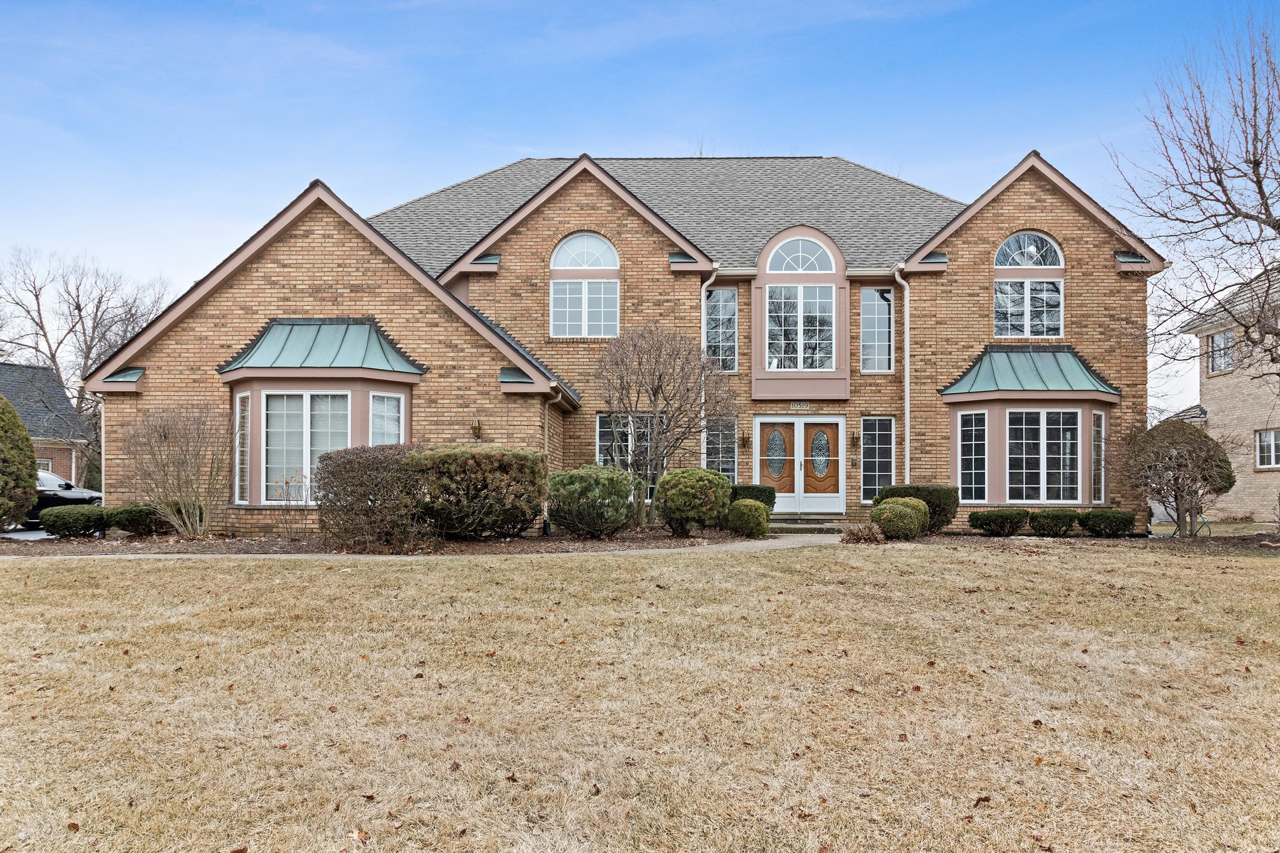 Single Family Home for Sale at Crystal Tree Country Club Living at it's Finest!! 10519 Wildflower Road Orland Park, Illinois 60462 United States
