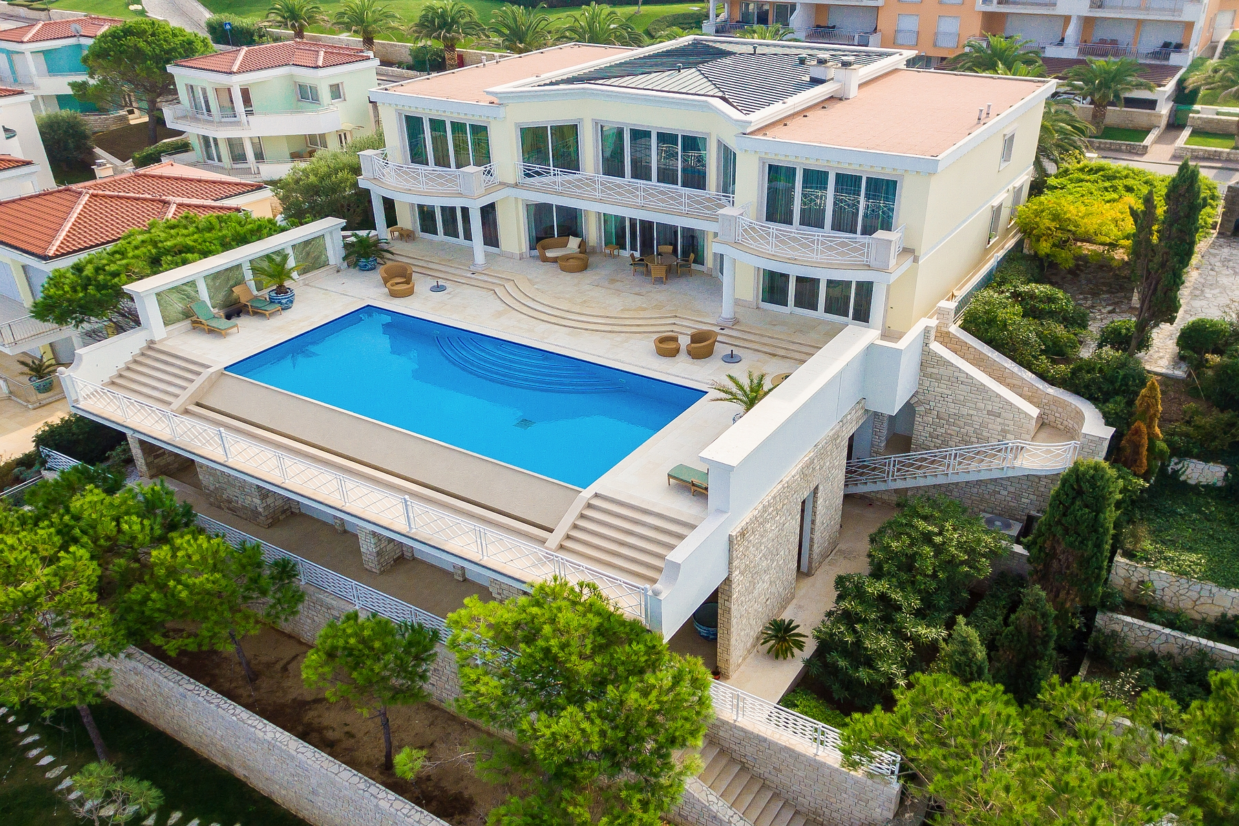 واحد منزل الأسرة للـ Sale في Villa Domes Other Cities in Croatia, Cities in Croatia, 52470 Croatia