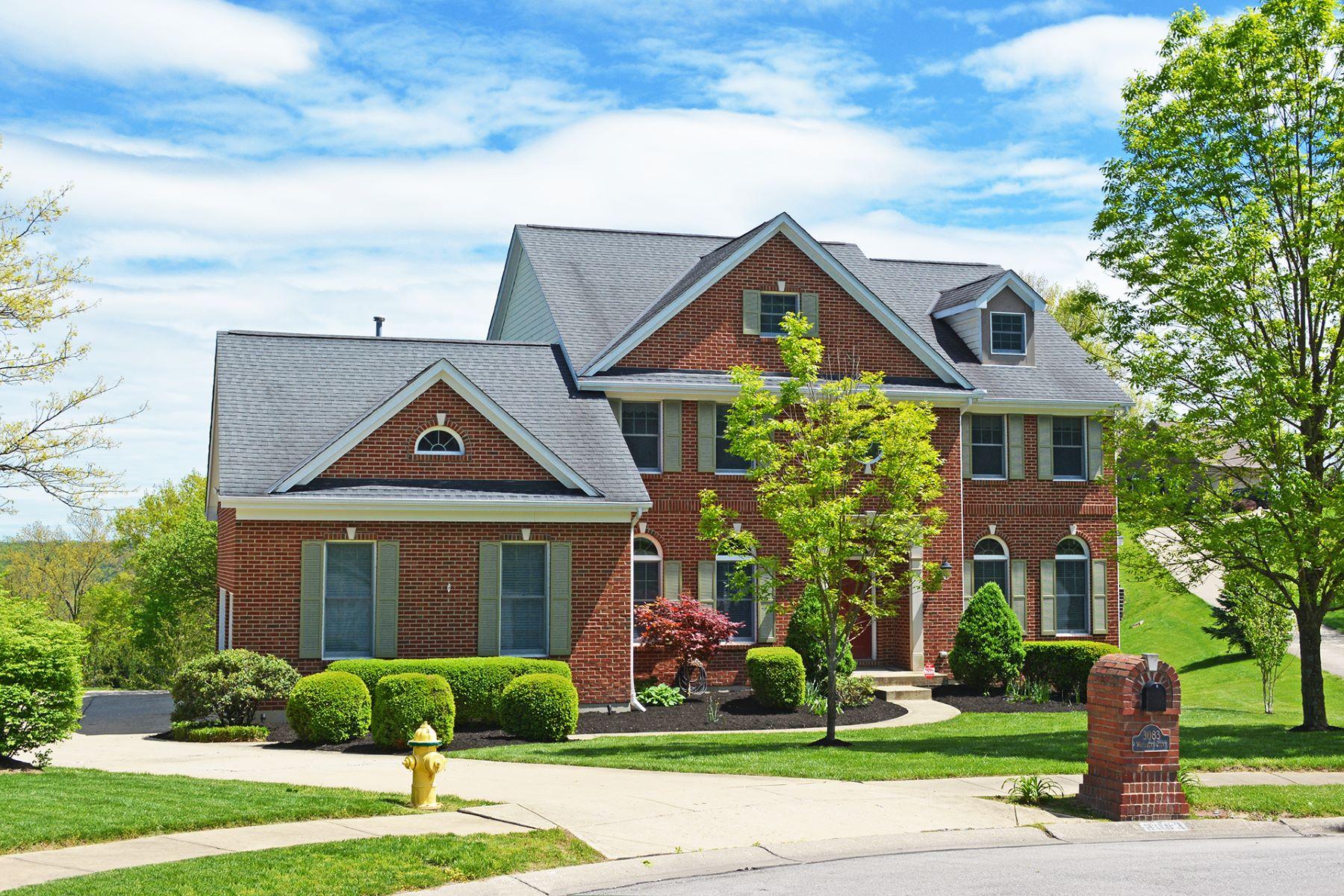 Casa Unifamiliar por un Venta en Fabulous custom built home. 3083 Waterbury Court Edgewood, Kentucky 41017 Estados Unidos