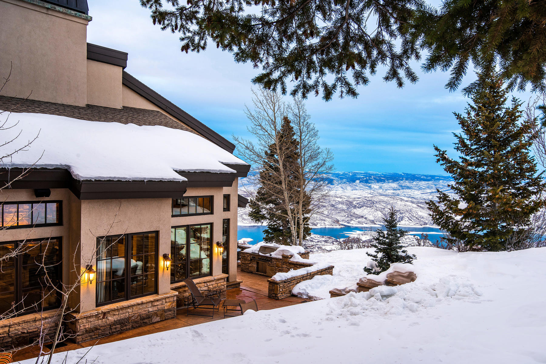 Single Family Homes for Active at Ski Slope, Lake Views, and Direct Ski Access in Deer Valley 8030 Bald Eagle Dr Park City, Utah 84060 United States