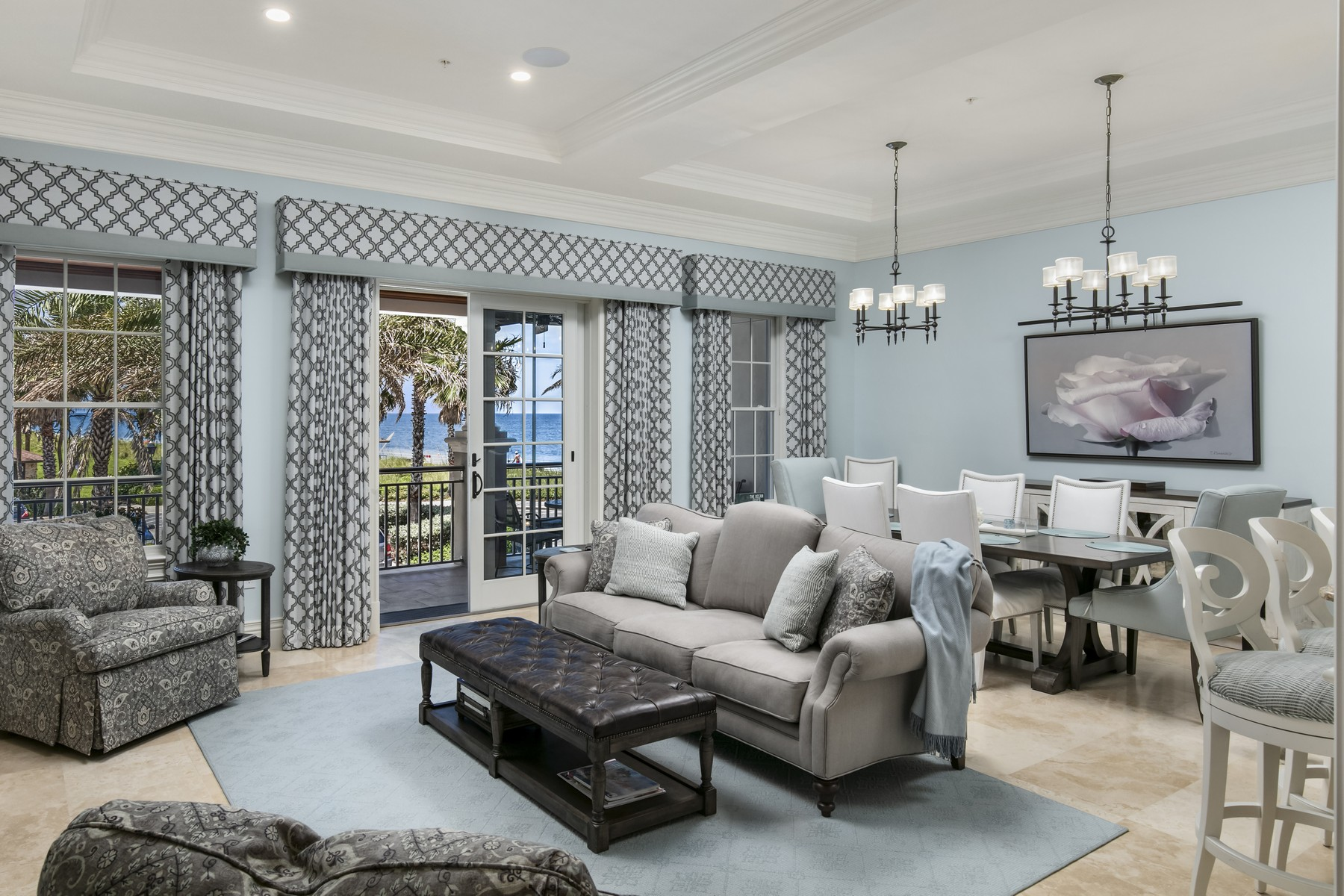 Additional photo for property listing at Exquisite Seaside Living In Ocean Park In Prime Ocean Drive Location 1010 Easter Lily Lane #203 Vero Beach, Florida 32963 United States