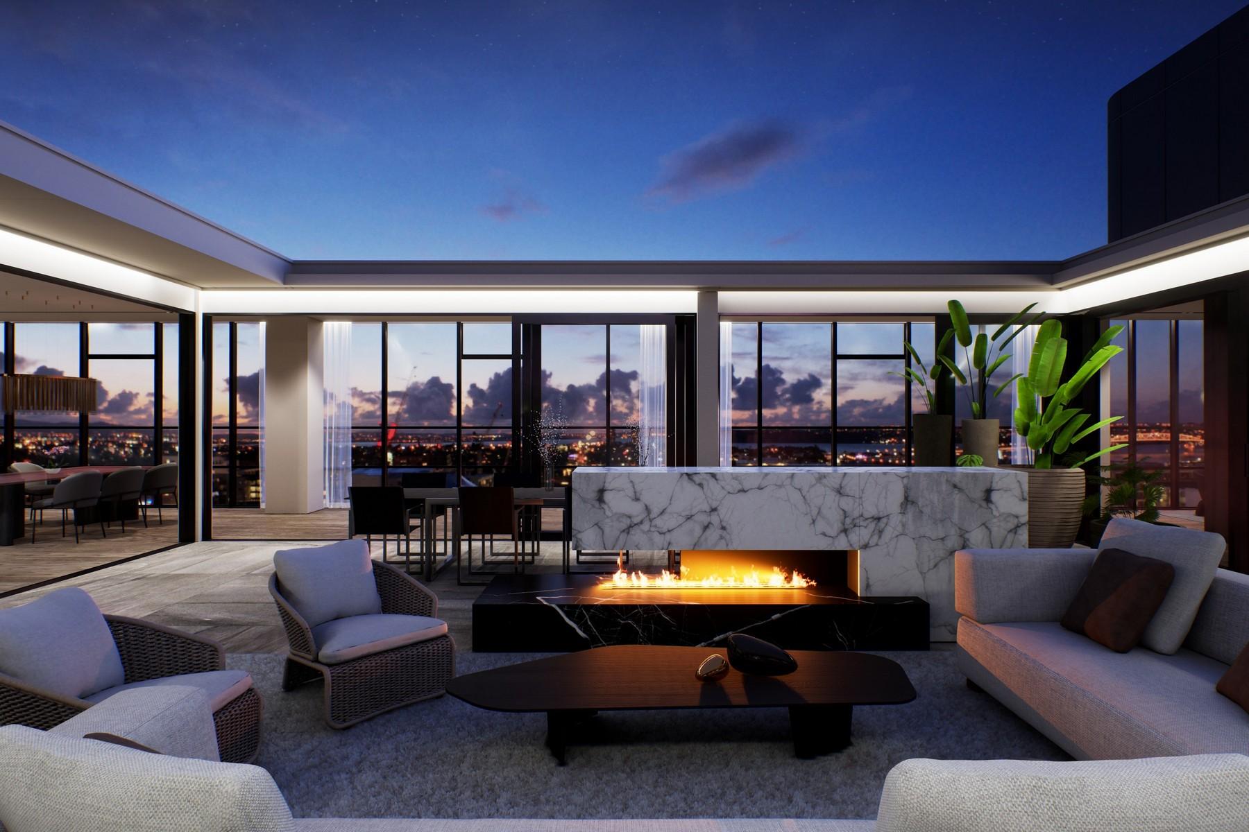 Apartments por un Venta en Sky Garden Auckland, Auckland Nueva Zelanda