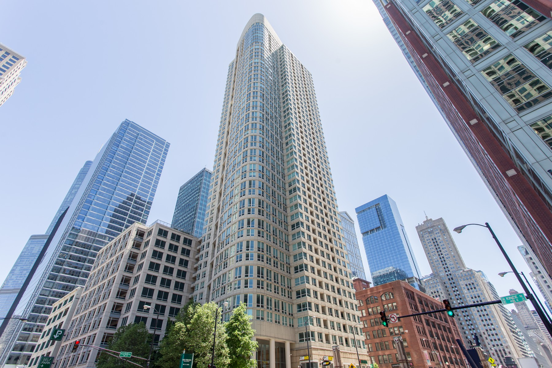Condominium for Sale at The Sterling Private Residences 345 N. LaSalle Street, Unit 3401, Near North Side, Chicago, Illinois, 60654 United States