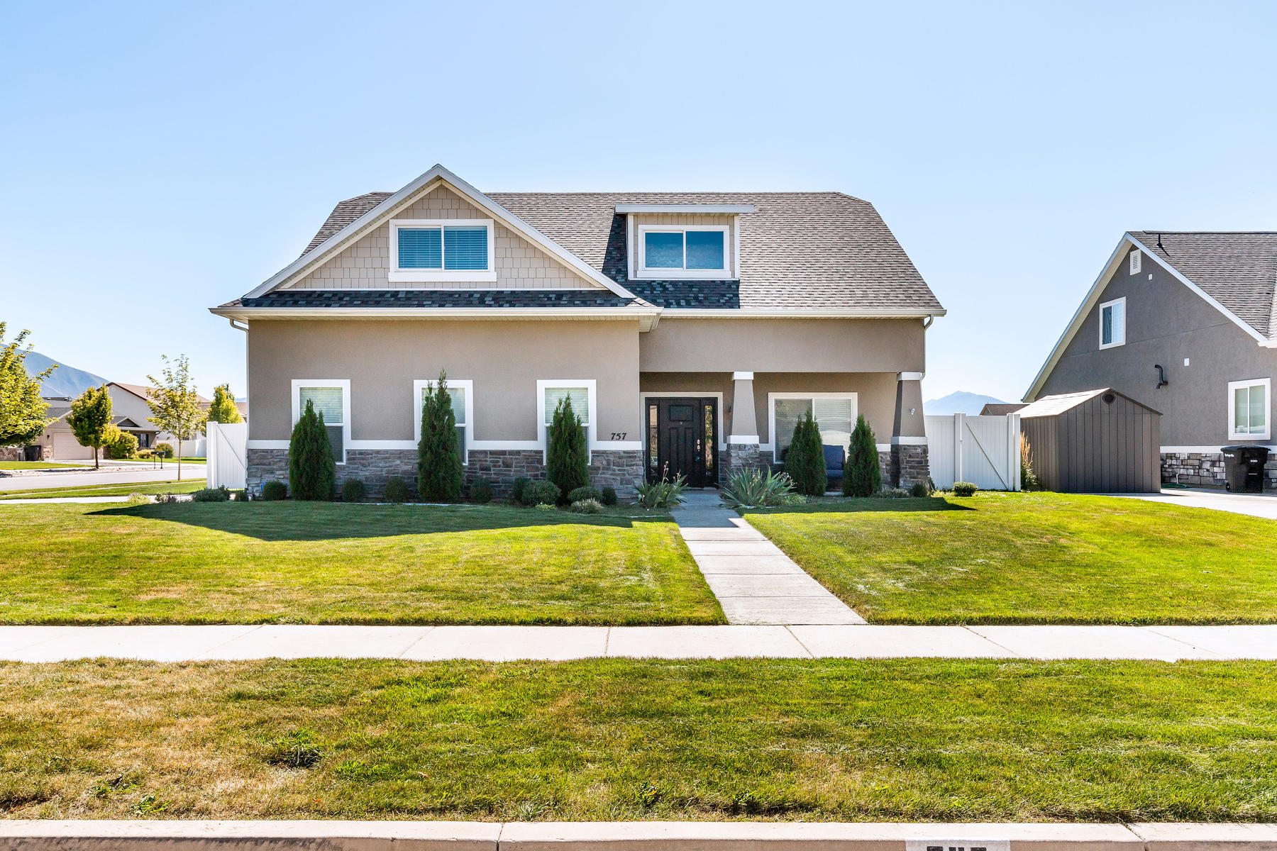 Single Family Homes for Active at Perfection in Springville! 757 West 600 South Springville, Utah 84663 United States