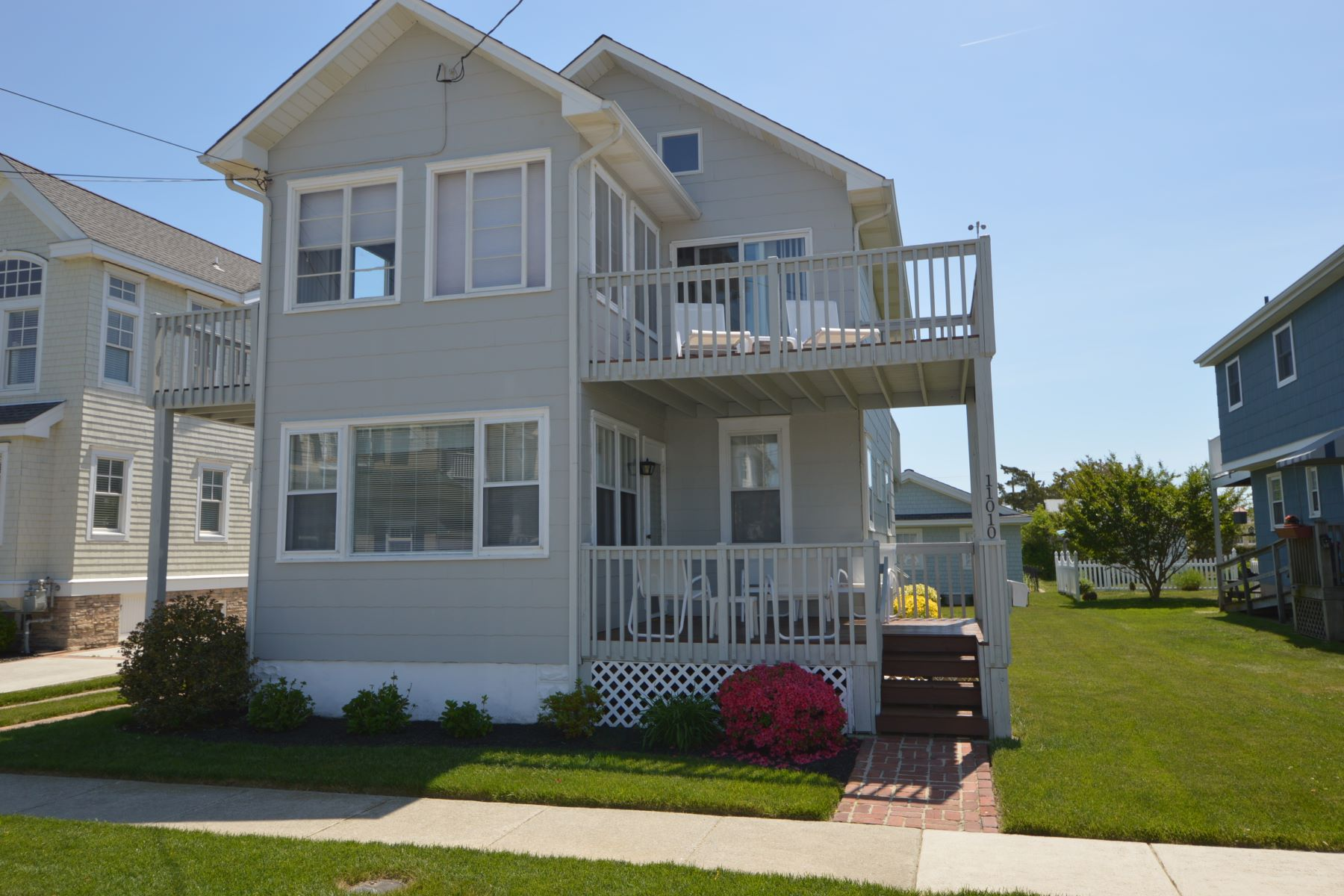 Duplex for Rent at Tranquil Island Duplex 11010 Sunset Drive First Floor, Stone Harbor, New Jersey 08247 United States