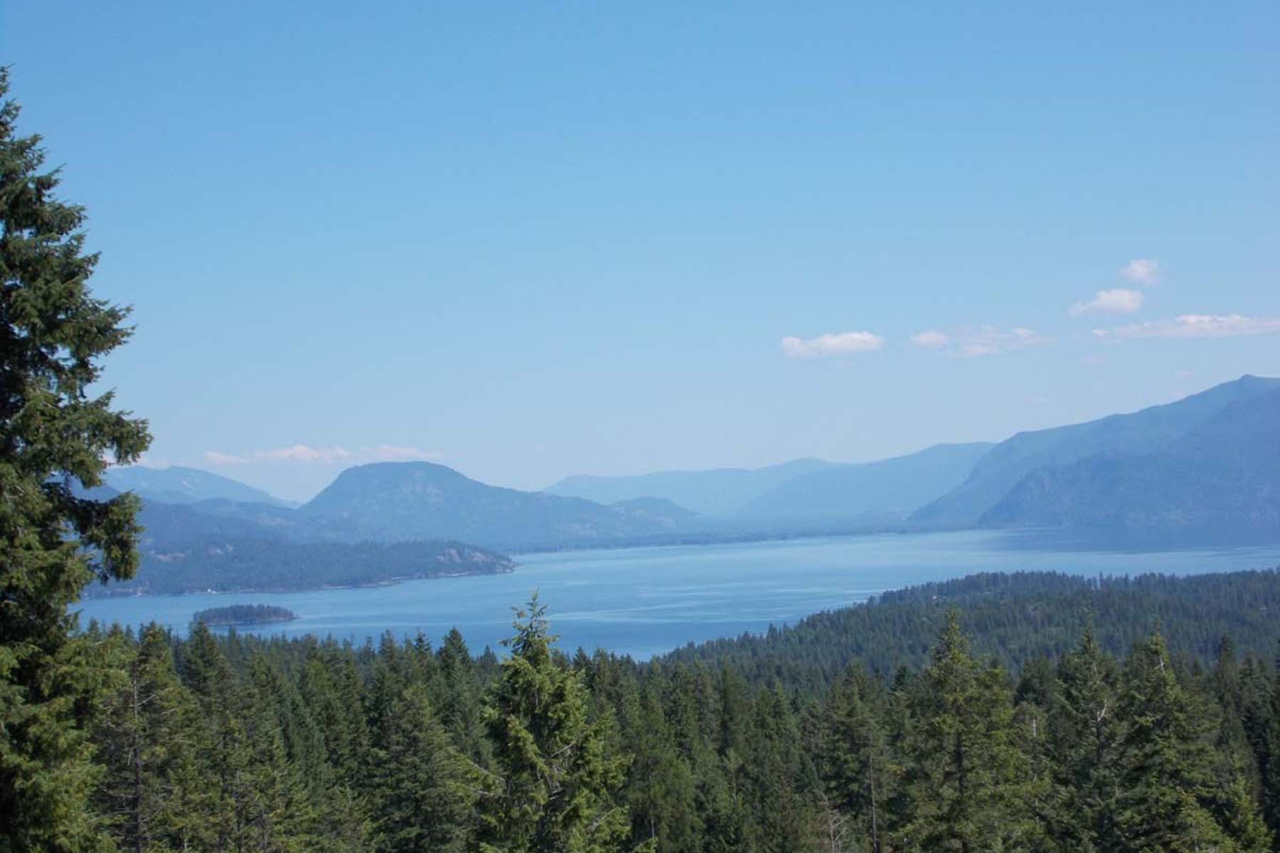 Land for Sale at Outstanding Big Lake Views Lot 11 Vortex Way, Sagle, Idaho, 83860 United States