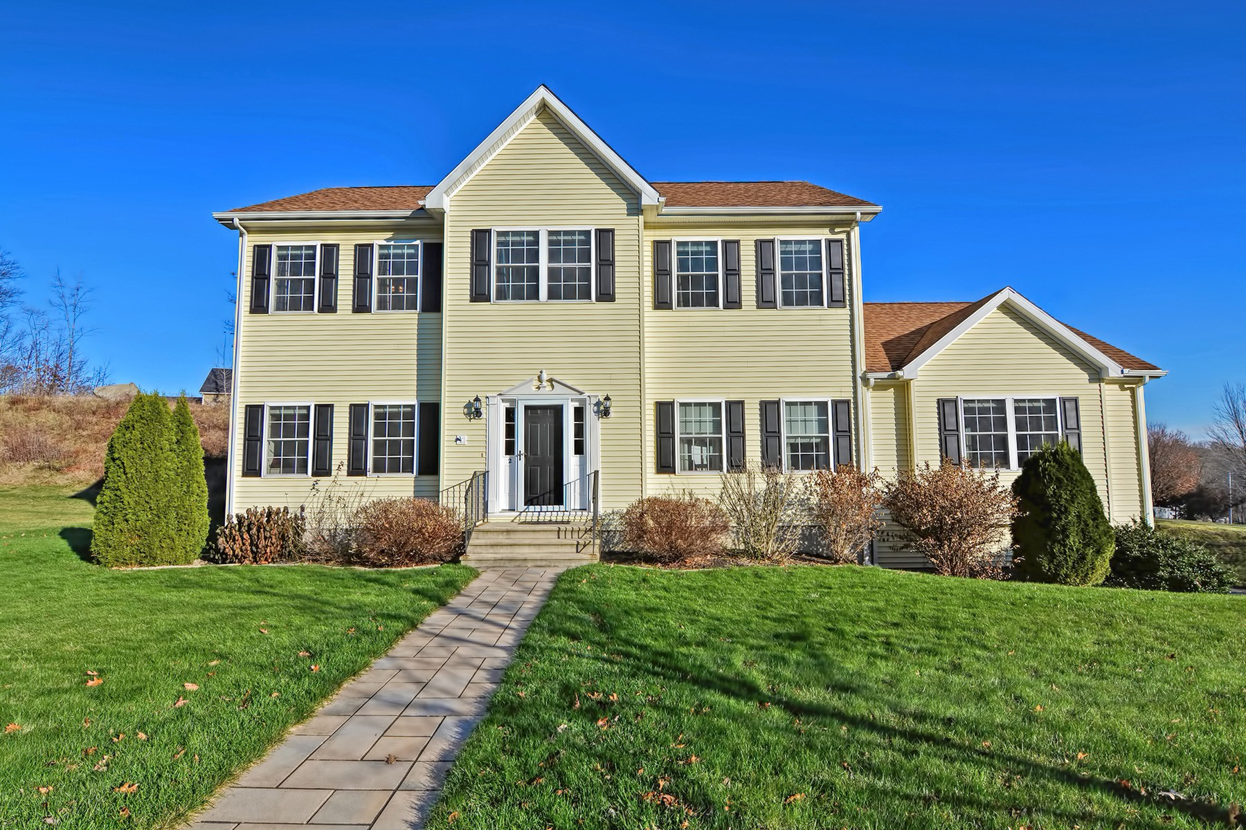 Single Family Homes for Sale at Young Colonial - Cronin Brook Heights 2 Diana Hill Drive Millbury, Massachusetts 01527 United States