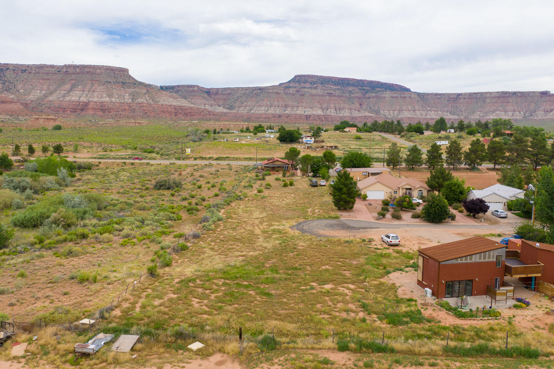 Land for Active at Virgin with Irrigation Water 192 W Park Ave #3 Virgin, Utah 84779 United States