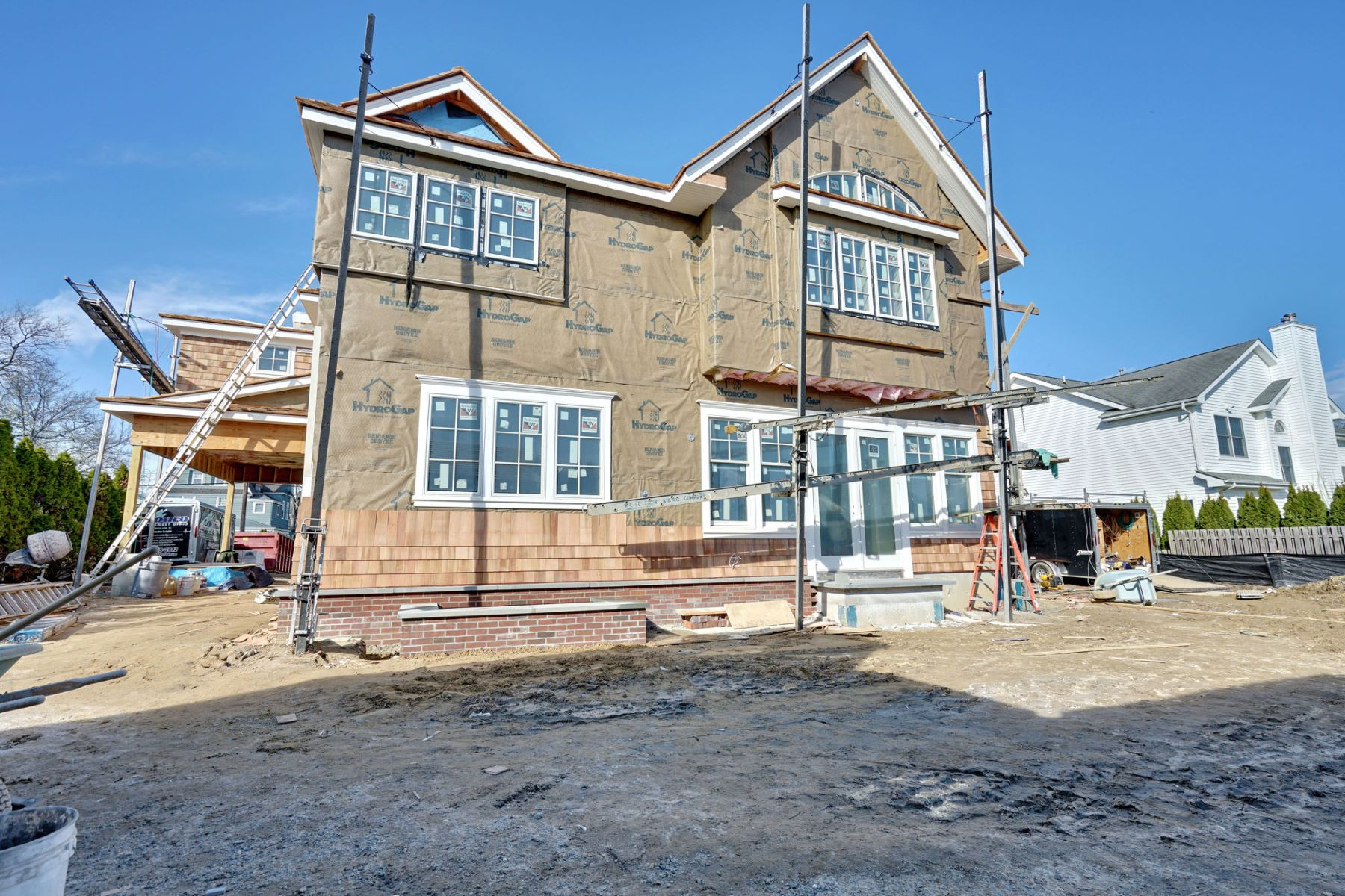 Additional photo for property listing at Spring Lake New Construction 209 Jersey Avenue, 斯普林莱克, 新泽西州 07762 美国