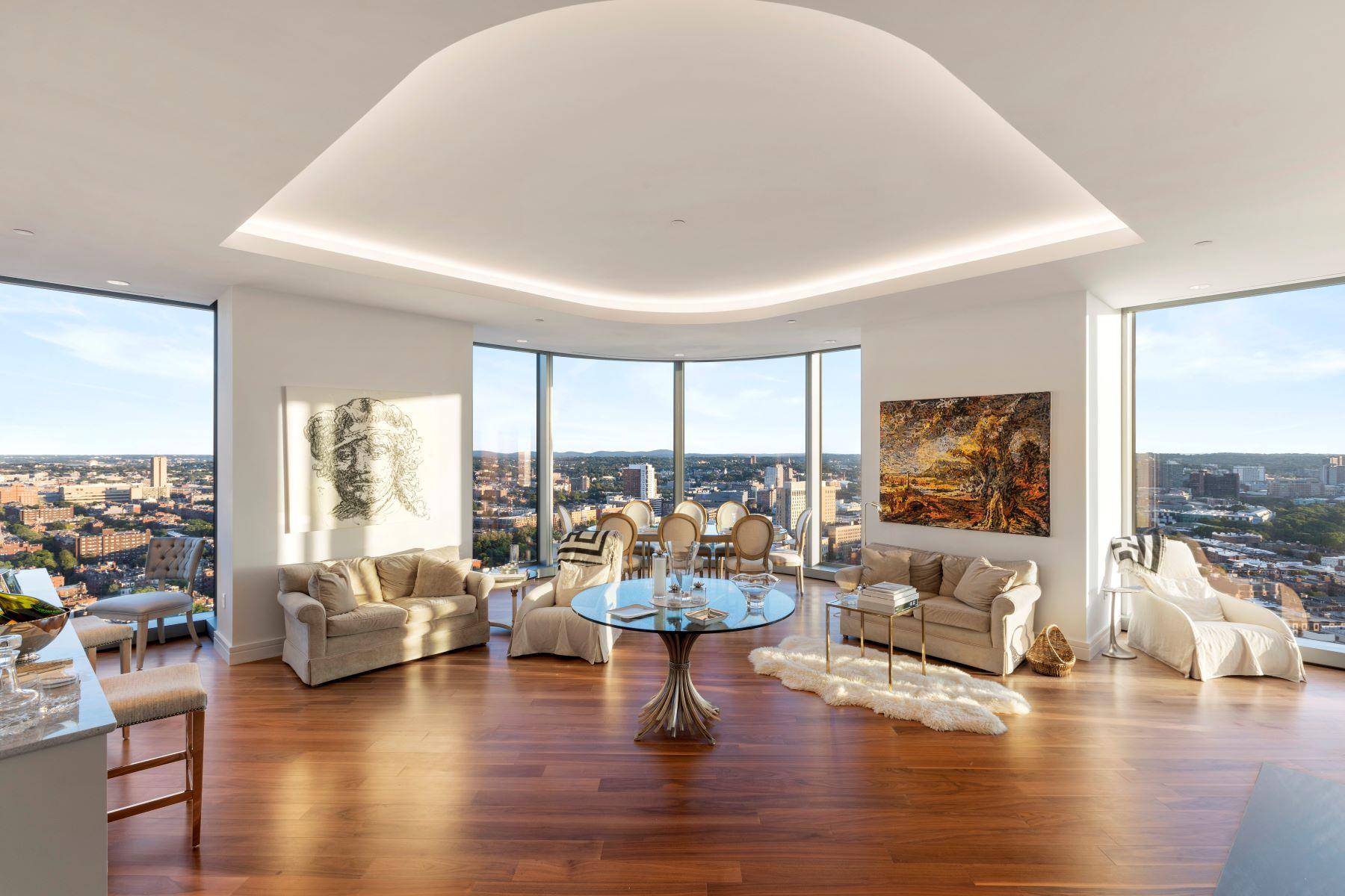 Condominiums for Sale at 1 Dalton Street - Unit 2905 Boston, Massachusetts 02119 United States