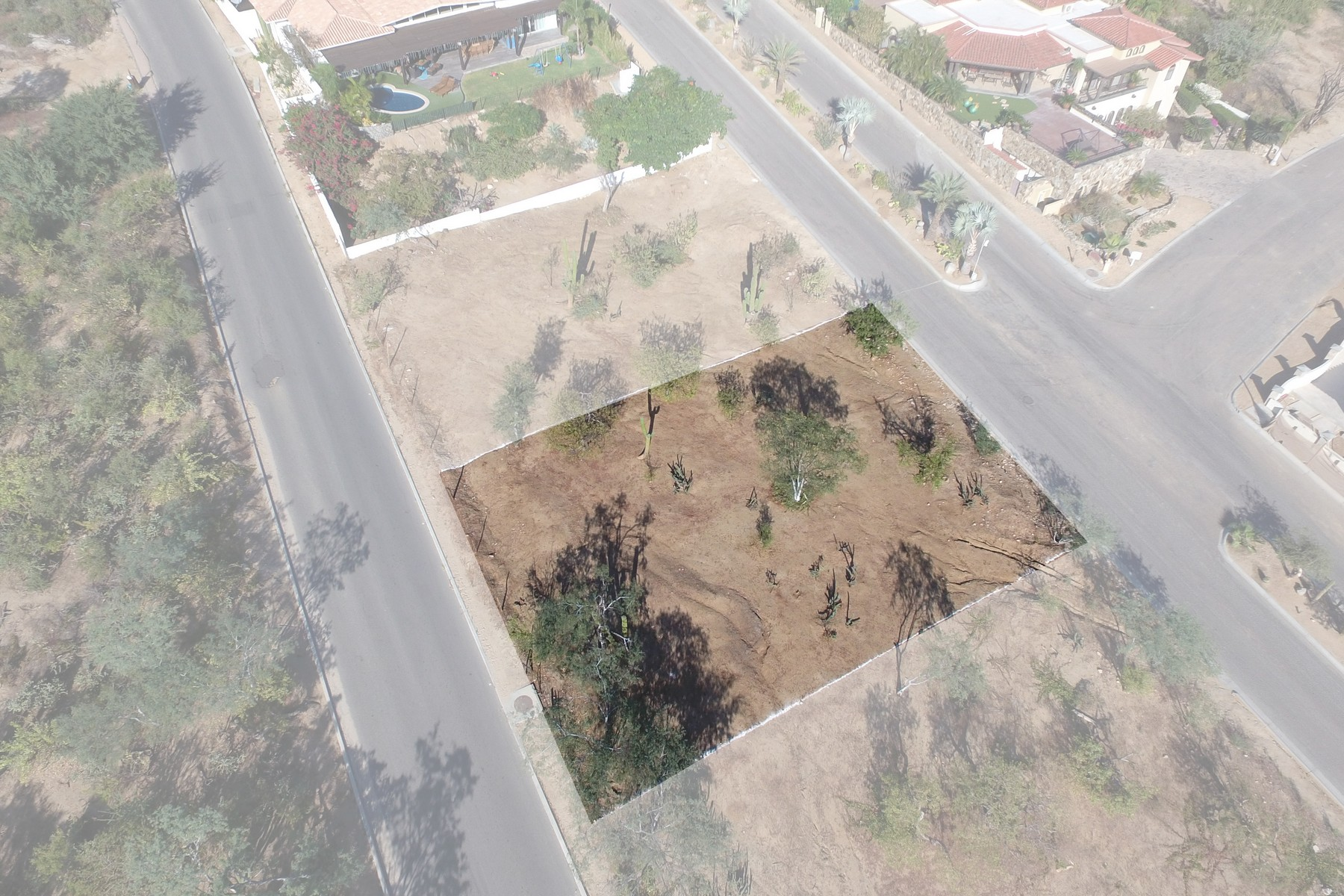 Additional photo for property listing at Lote 12F Rancho Paraiso Lote 12F Paseo San Jorge Cabo San Lucas, Baja California Sur 23454 México