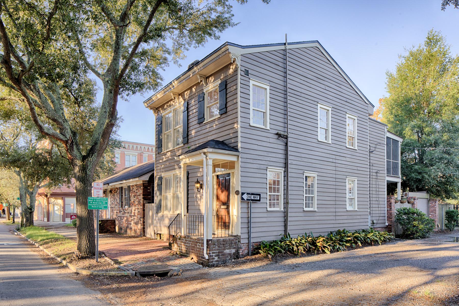 一戸建て のために 売買 アット 111 East Broad Street Historic District, Savannah, ジョージア, 31401 アメリカ合衆国