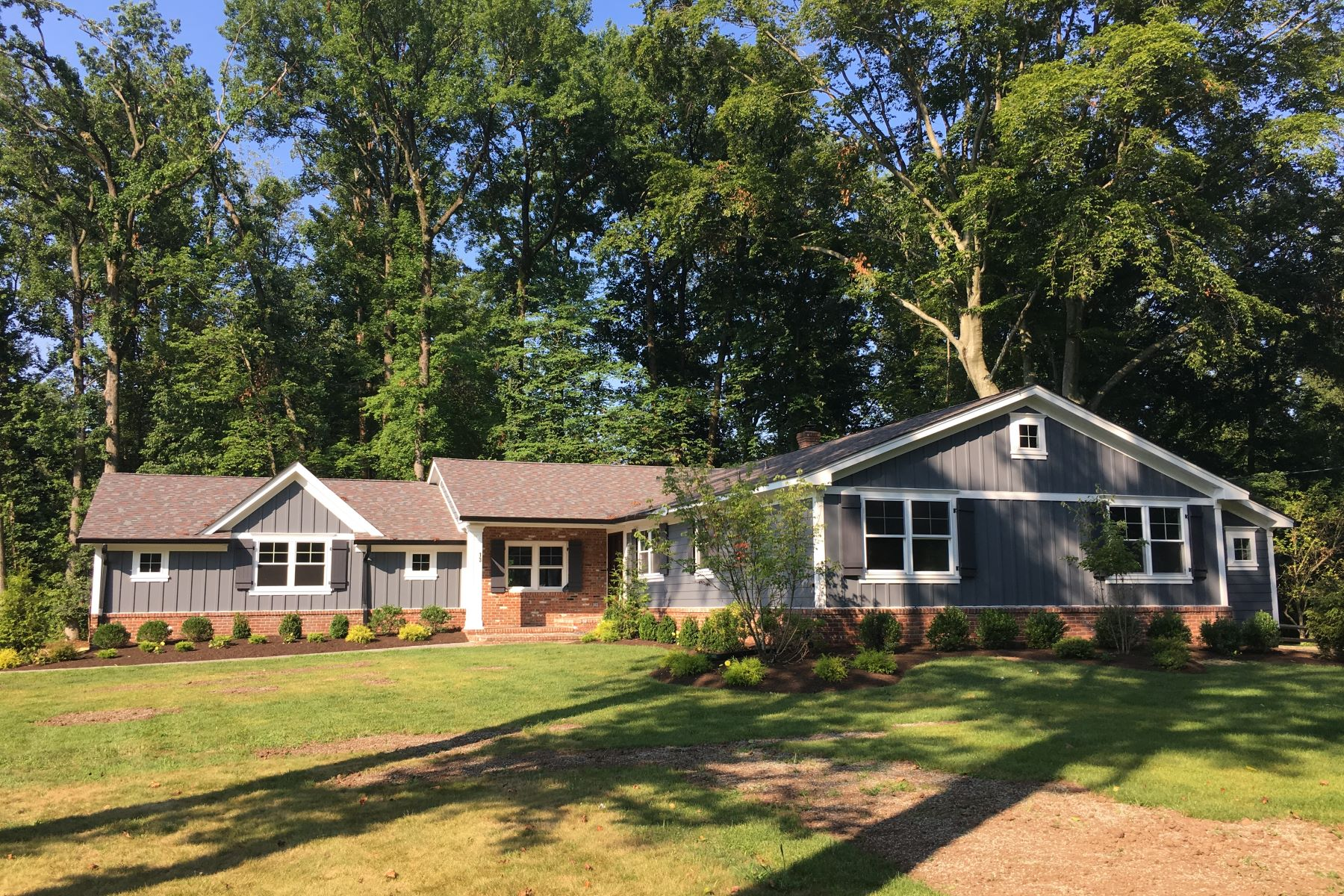Single Family Homes for Sale at Live Serene 13 Black Birch Rd Scotch Plains, New Jersey 07076 United States