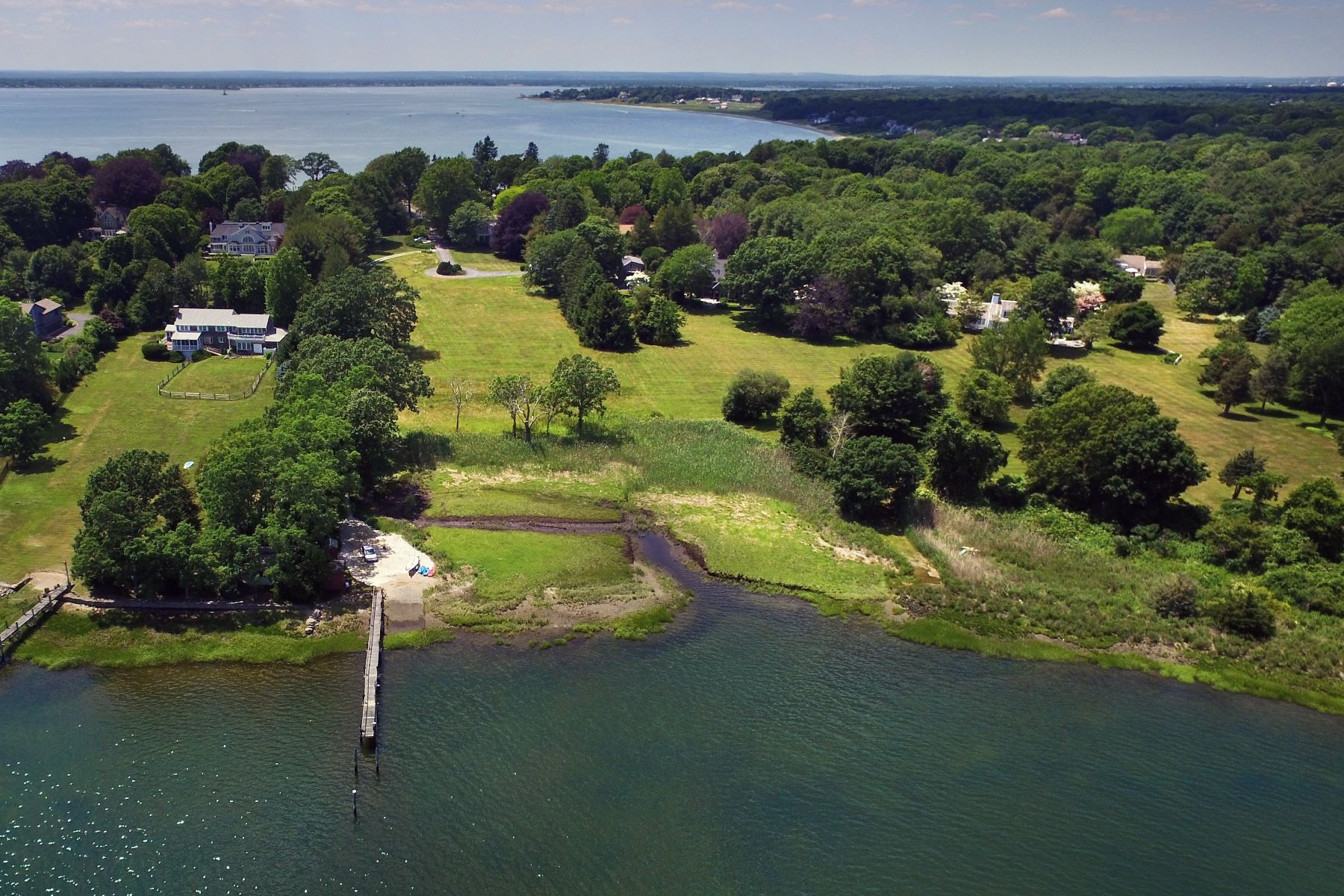 Land for Sale at Rumstick Point Waterfront 280 Rumstick Road Barrington, Rhode Island 02806 United States
