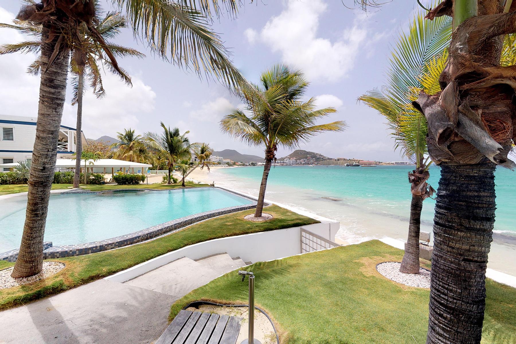 Condominiums for Sale at Le Bleu Simpson Bay, Cities In Sint Maarten St. Maarten