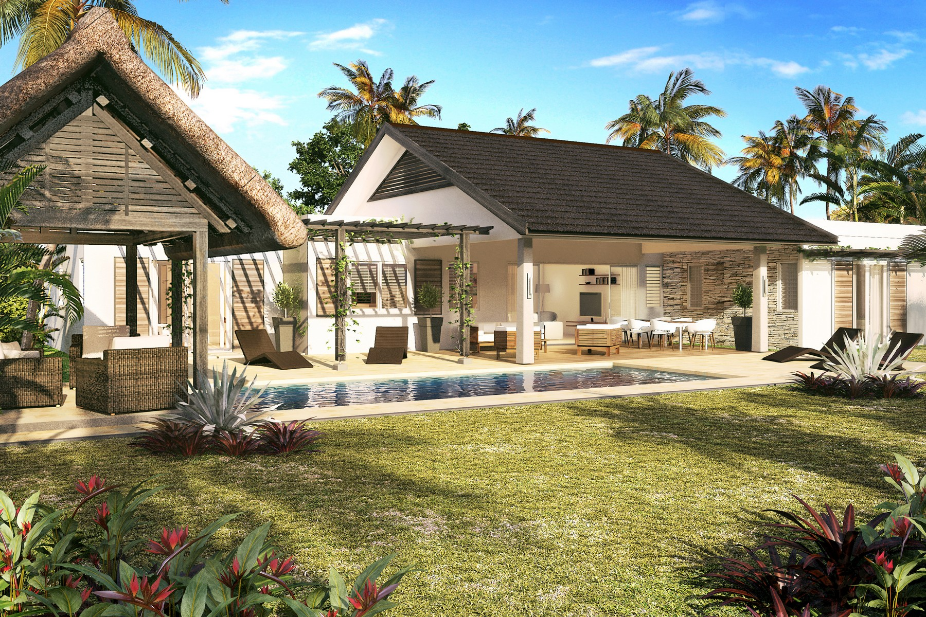 Other Residential for Sale at Clos Du Littoral II Grand Baie, Riviere Du Rempart, Mauritius