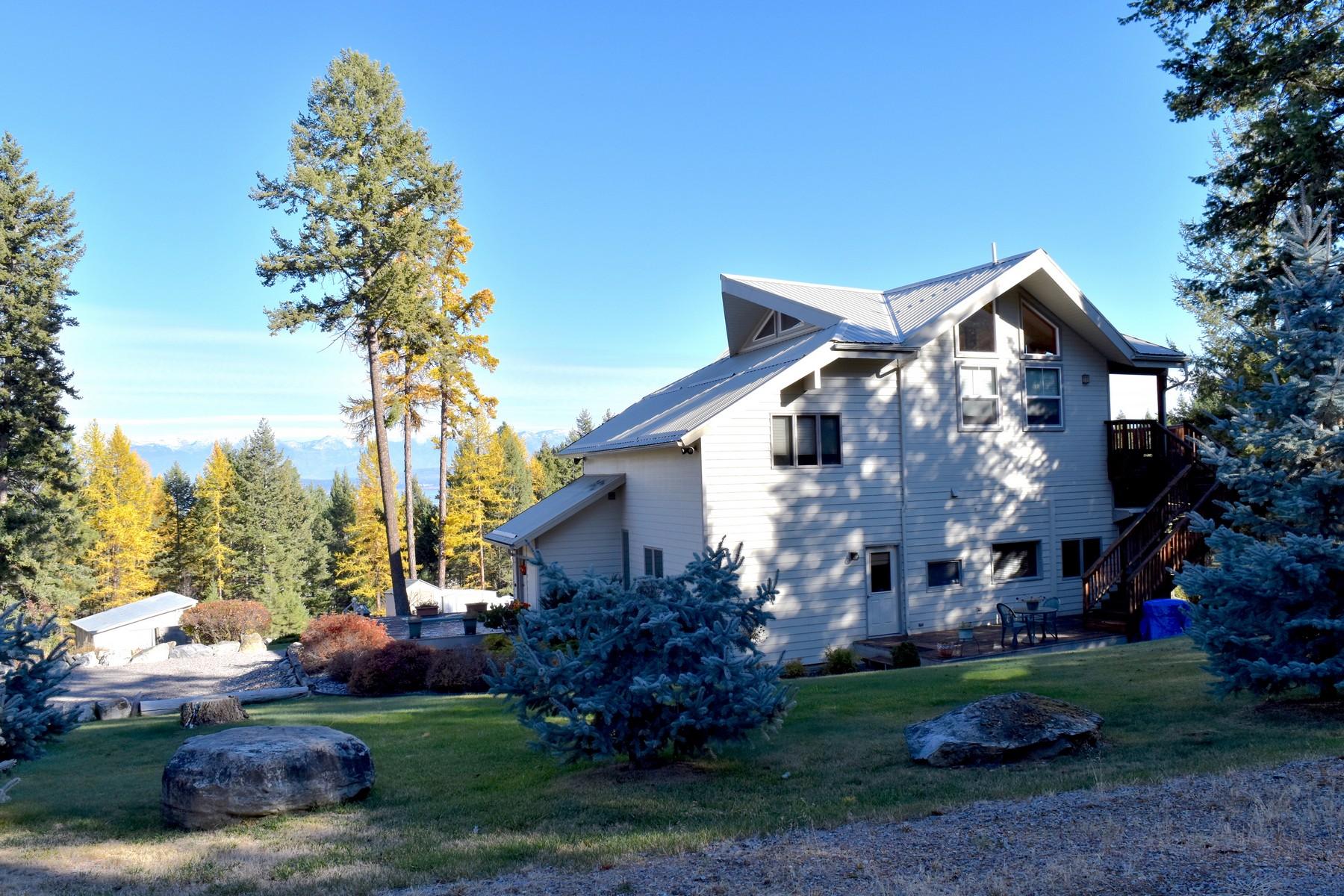 獨棟家庭住宅 為 出售 在 105 & 107 Deer Creek Rd , Somers, MT 59932 105 & 107 Deer Creek Rd, Somers, 蒙大拿州, 59932 美國