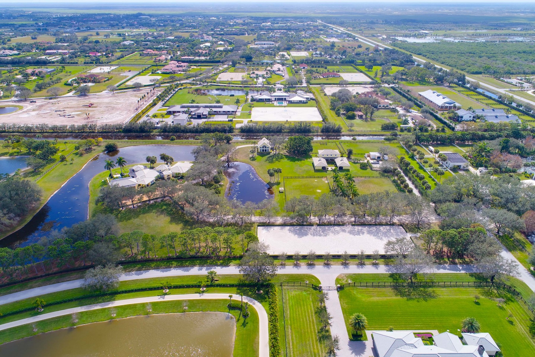 Single Family Home for Sale at 15570 Imperial Point Lane Wellington, Florida, 33414 United States