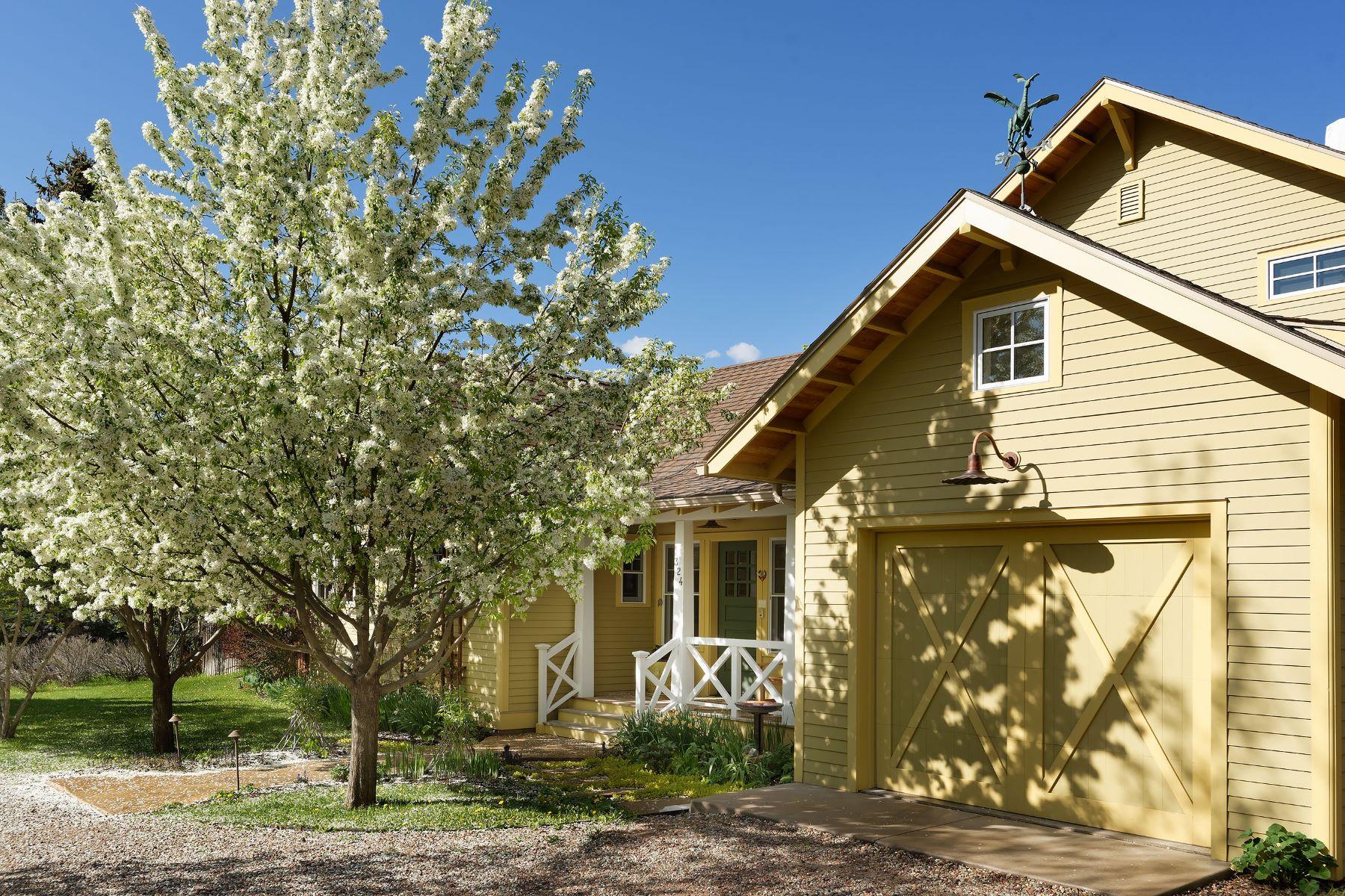 Single Family Homes para Venda às Basalt Treasure 324 E Sopris Drive, Basalt, Colorado 81621 Estados Unidos