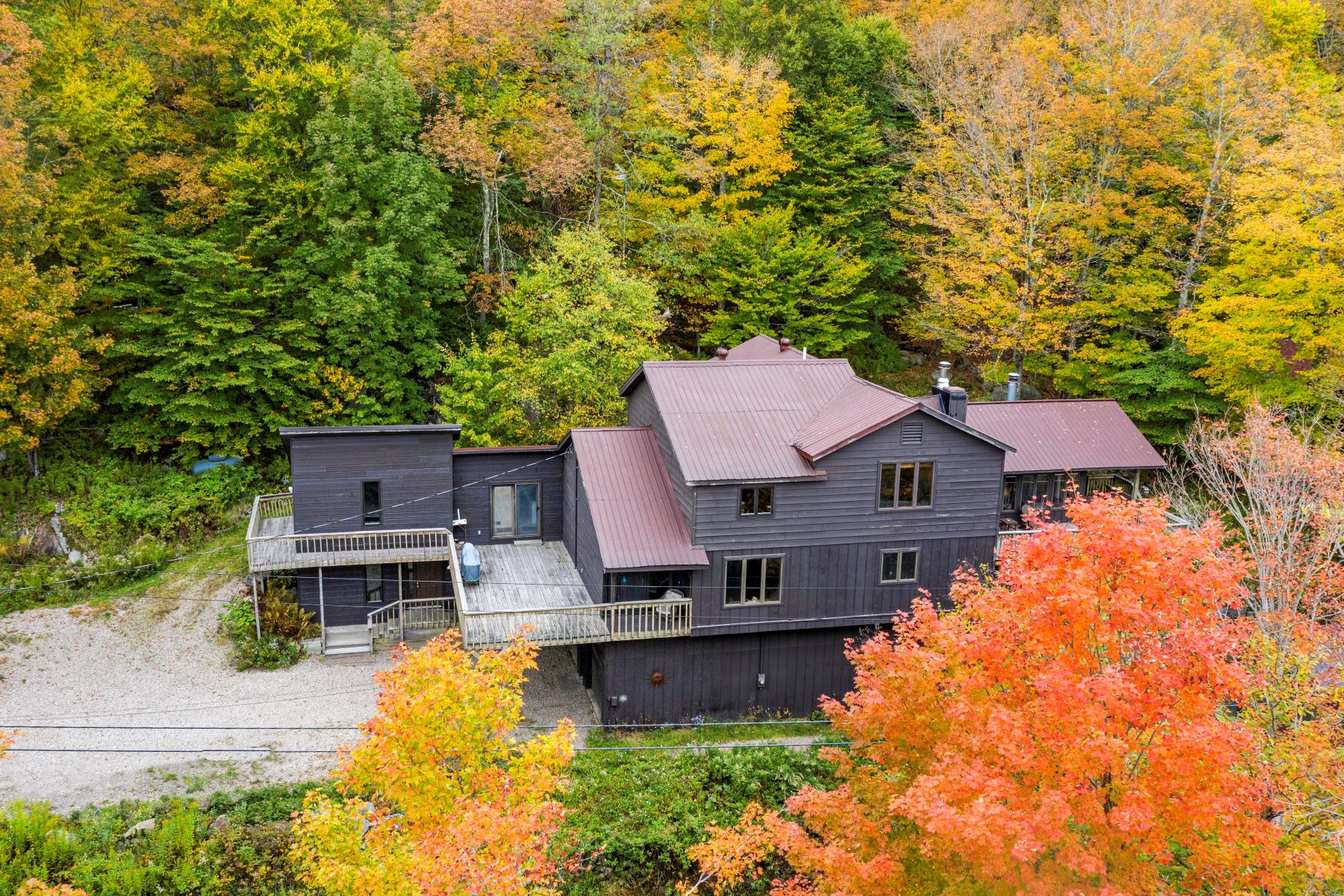 Single Family Homes für Verkauf beim Hollywood Hills Duplex 367 Hollywood Road, Old Forge, New York 13420 Vereinigte Staaten
