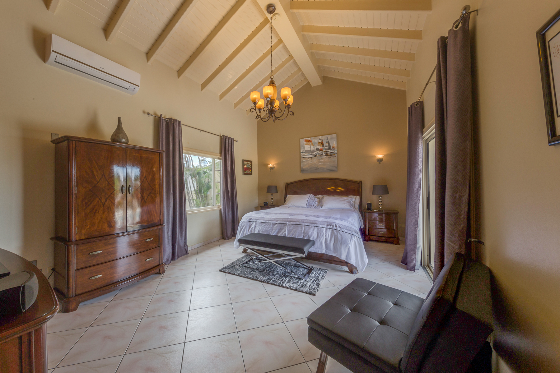 Additional photo for property listing at Malmok Paradise Villa Malmok, Aruba Aruba