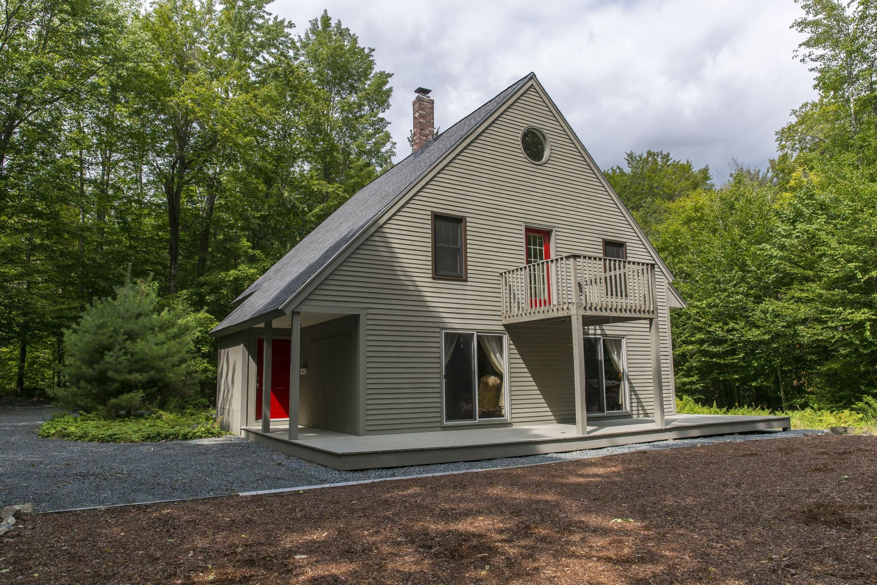 Single Family Home for Sale at 14 Bear Drive, Enfield Enfield, New Hampshire, 03748 United States