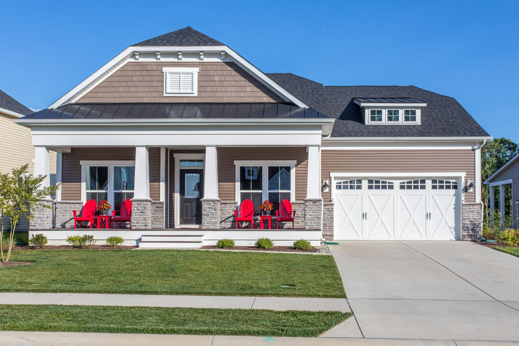 Single Family Homes 为 销售 在 33449 Bridgehampton Lane 刘易斯, 特拉华州 19958 美国