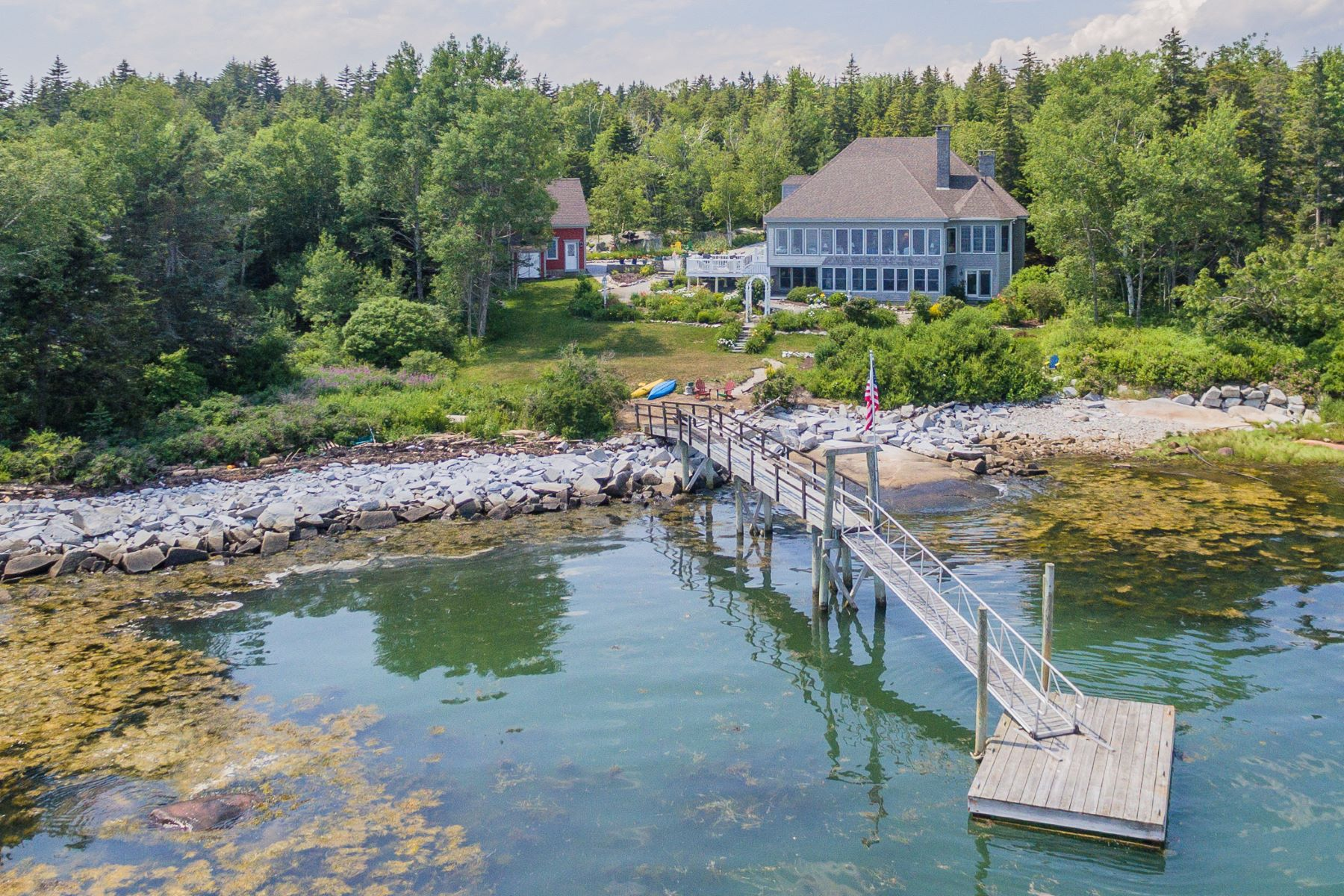 Single Family Home for Sale at 313 Island Ave St. George, Maine 04859 United States