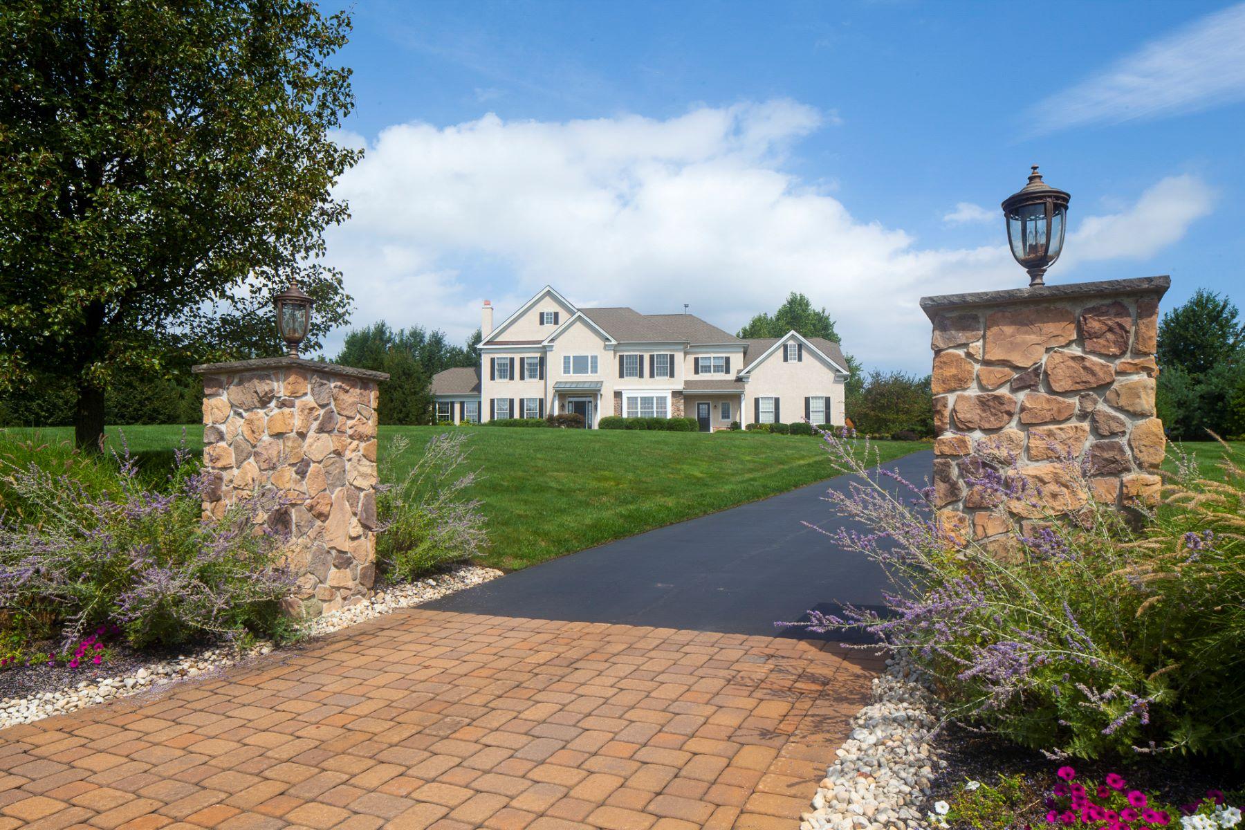一戸建て のために 売買 アット Beautifully Appointed in Scenic Skillman 25 Sheppards Way Skillman, ニュージャージー 08558 アメリカ合衆国で/アラウンド: Montgomery Township