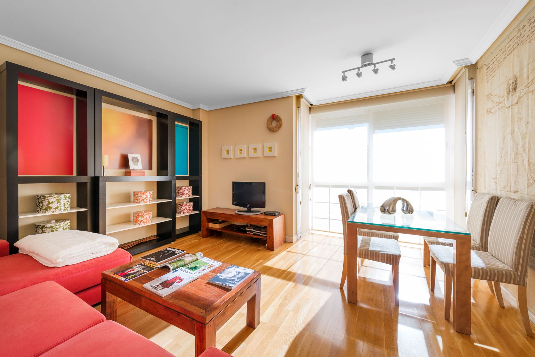 公寓 為 出售 在 Beautiful two bedroom apartment all exterior overlooking gardens Madrid, 馬德里, 西班牙