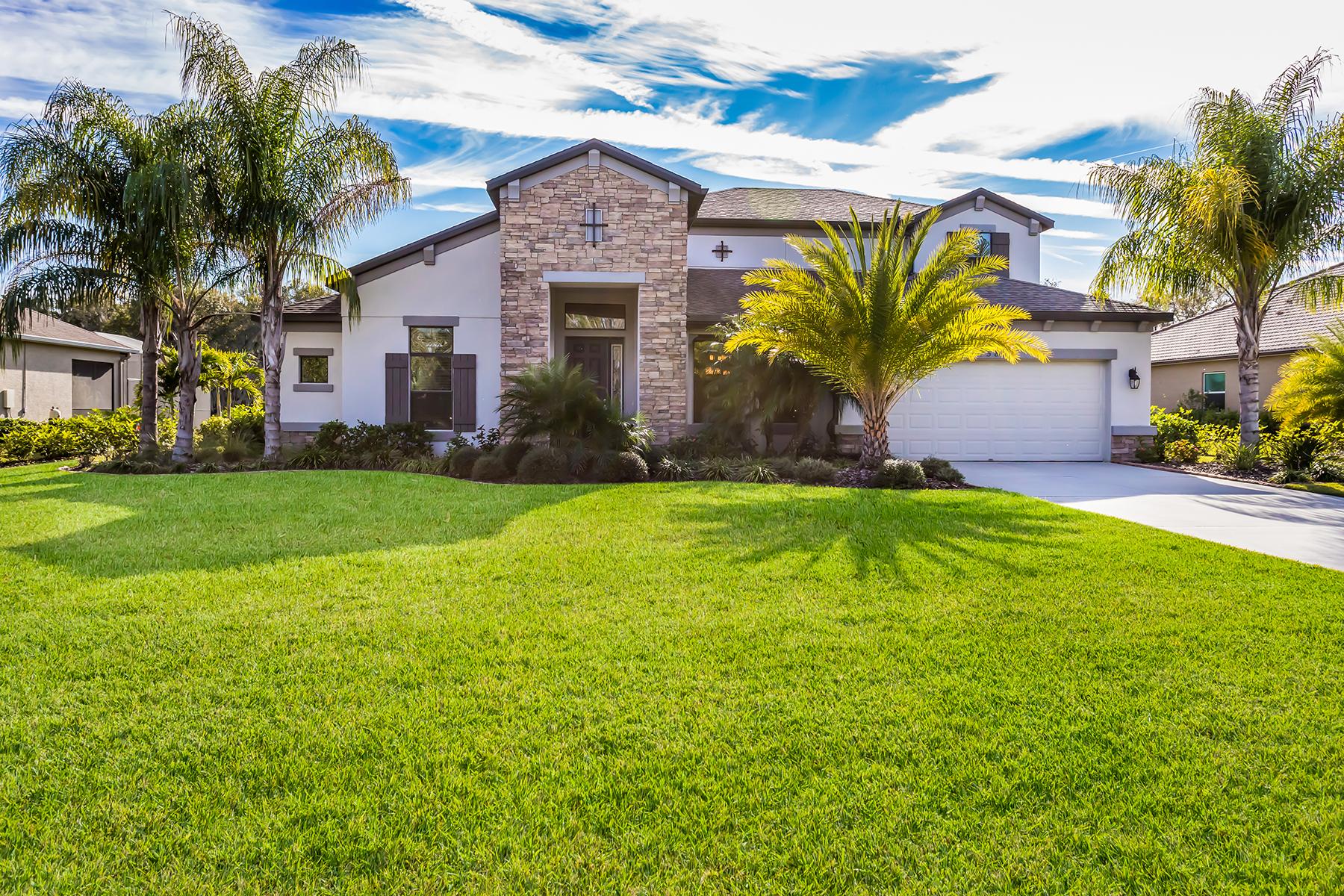 Single Family Homes para Venda às PARRISH 15815 31st St E, Parrish, Florida 34219 Estados Unidos