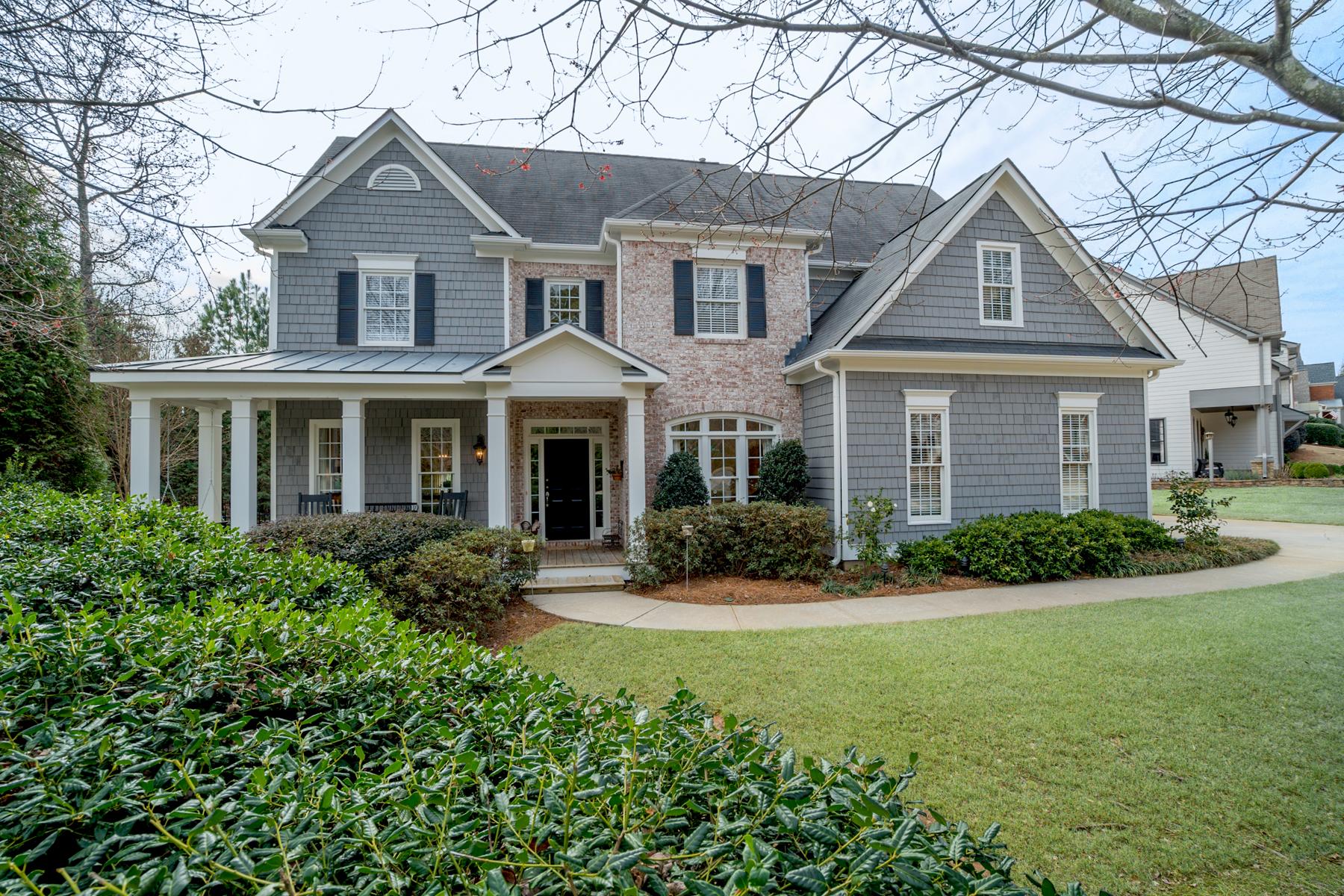Nhà ở một gia đình vì Bán tại Stunning Home With Resort-Style Backyard Oasis 200 Crown Vetch Lane Alpharetta, Georgia, 30005 Hoa Kỳ