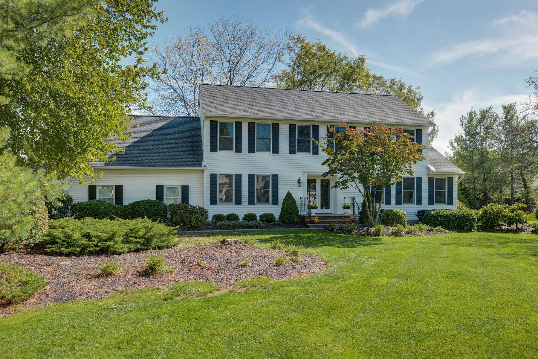 Single Family Homes por un Venta en Coveted Orchard Acres Colonial 8 Concord Road Whippany, Nueva Jersey 07981 Estados Unidos