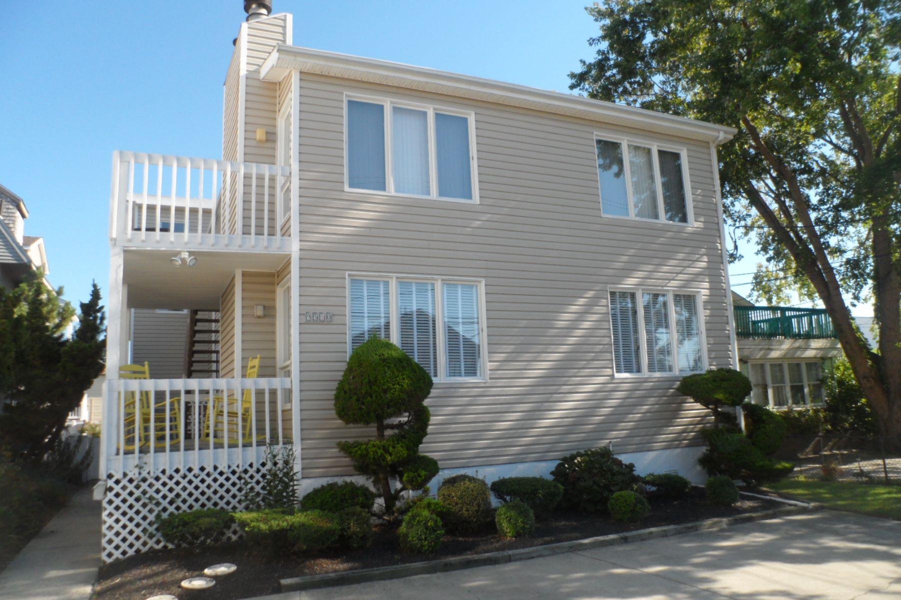 共管式独立产权公寓 为 销售 在 9510 Monmouth 9510 Monmouth UNIT A, 马盖特, 新泽西州, 08402 美国