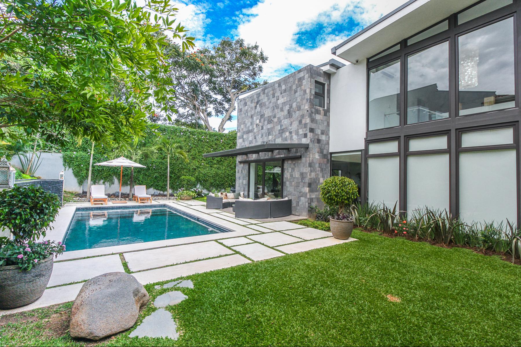 Single Family Homes for Sale at Grey Stone Laureles Escazu, San Jose Costa Rica
