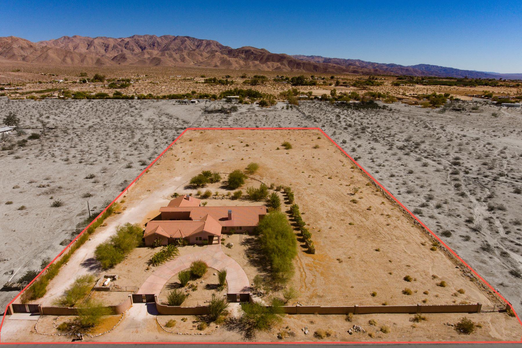 Single Family Homes for Sale at 29100 Sunnyslope St Desert Hot Springs, California 92241 United States