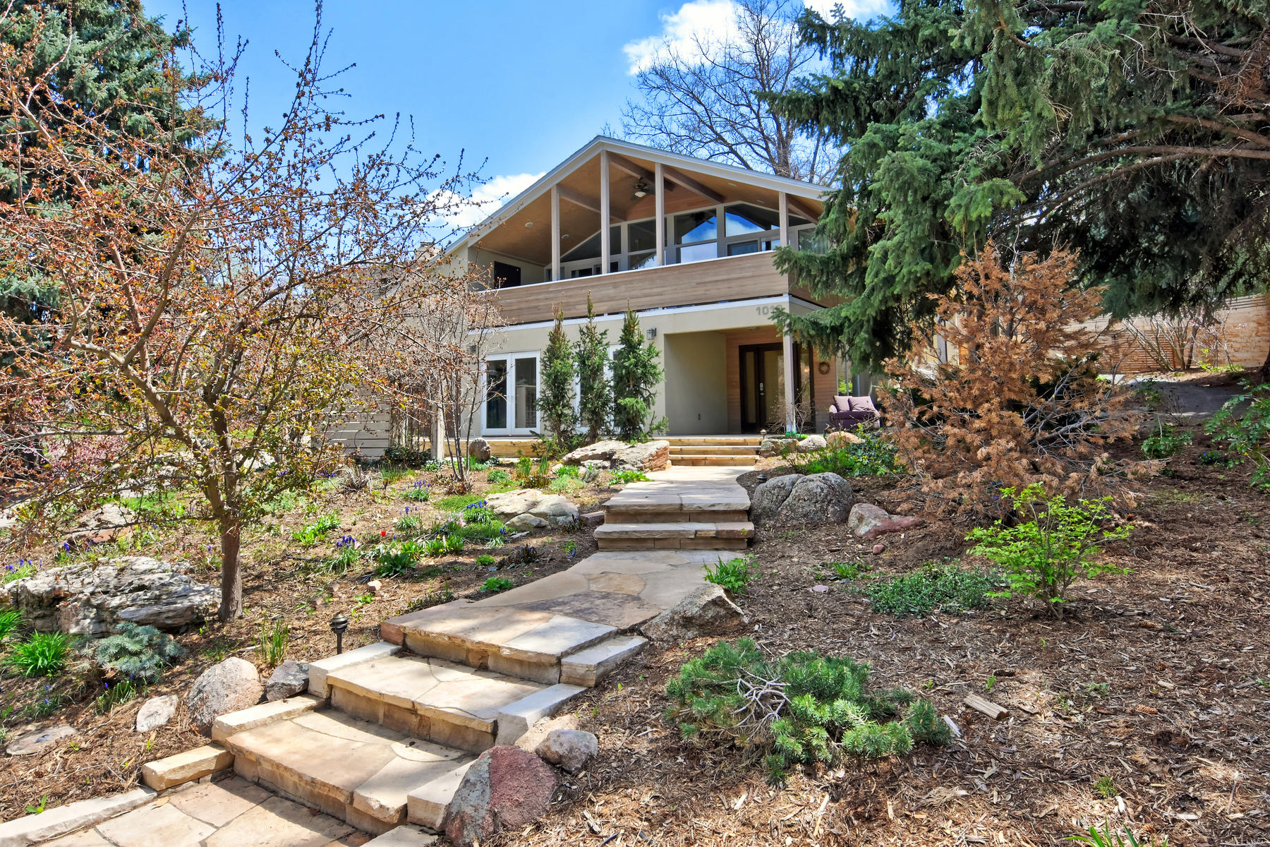 Single Family Homes for Sale at Live The Boulder Lifestyle 1010 Rosehill Dr Boulder, Colorado 80302 United States