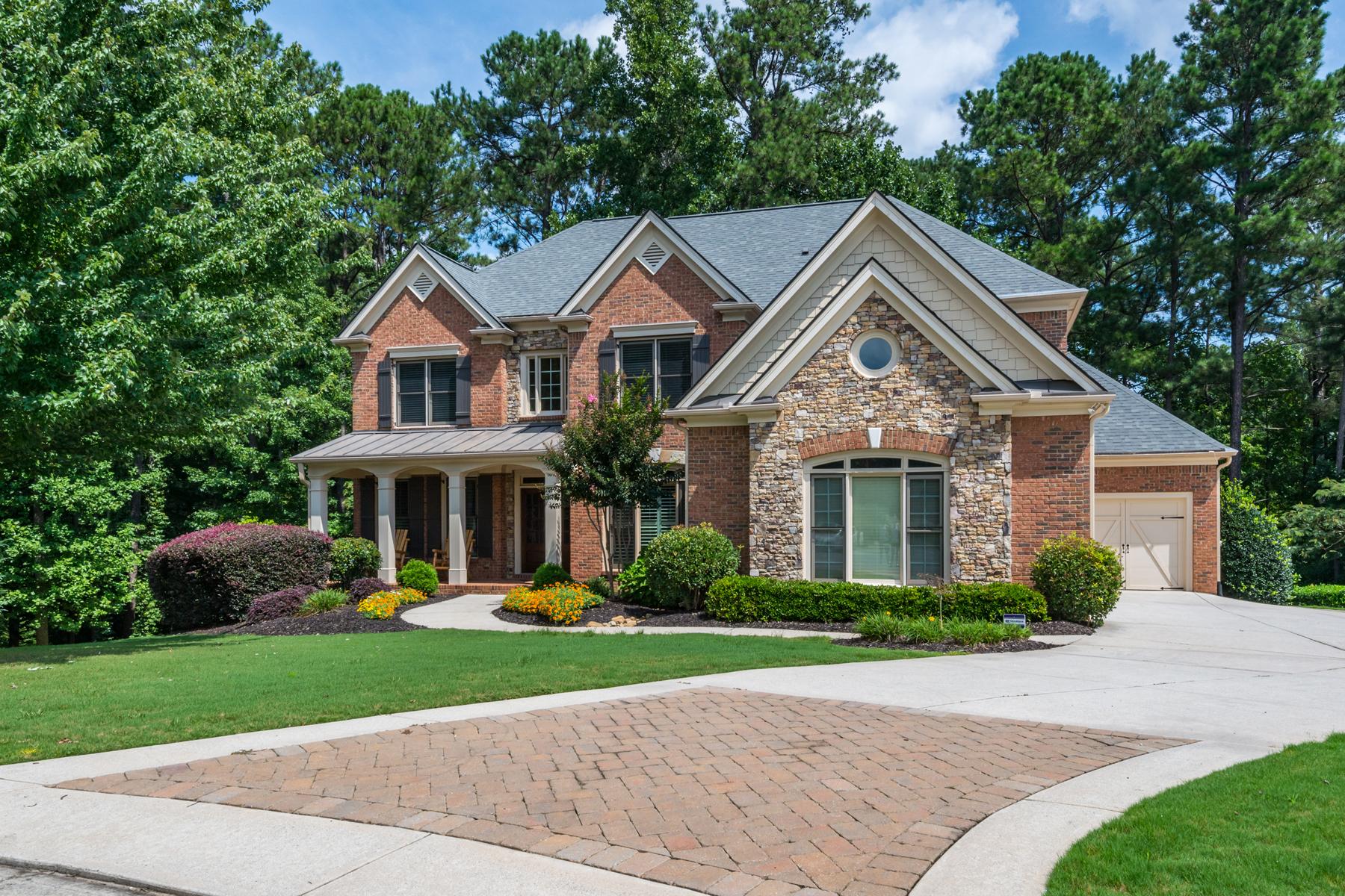 Maison unifamiliale pour l Vente à 214 Fernwood Place Woodstock, Georgia, 30188 États-Unis