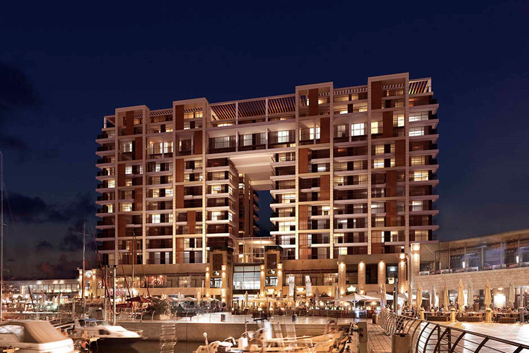 Additional photo for property listing at Ritz-Carlton Residences Herzliya Luxury Apartment Herzliya, Israel Israel