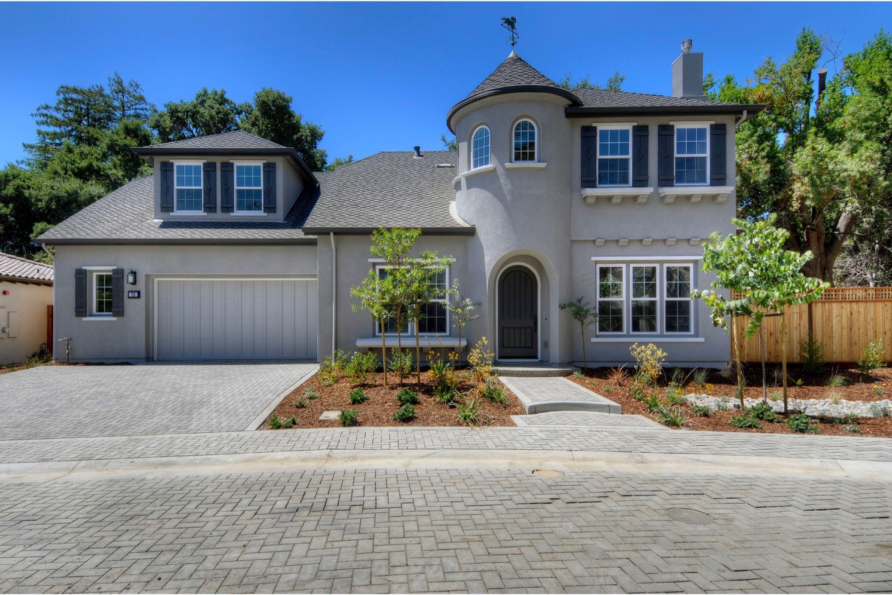 Casa Unifamiliar por un Venta en 76 Liberty Hall Lane Redwood City, California 94062 Estados Unidos