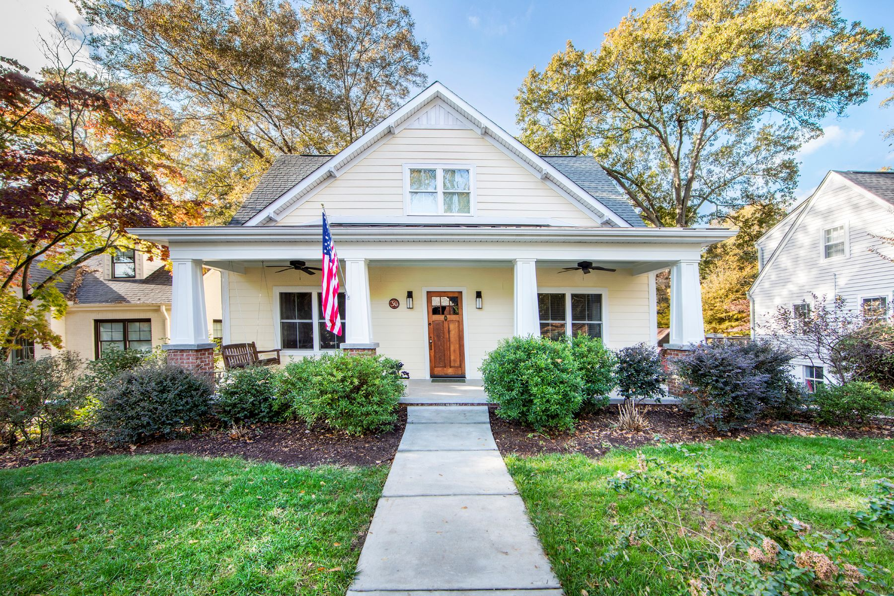 Single Family Homes for Active at 30 Sevier Street Greenville, South Carolina 29605 United States