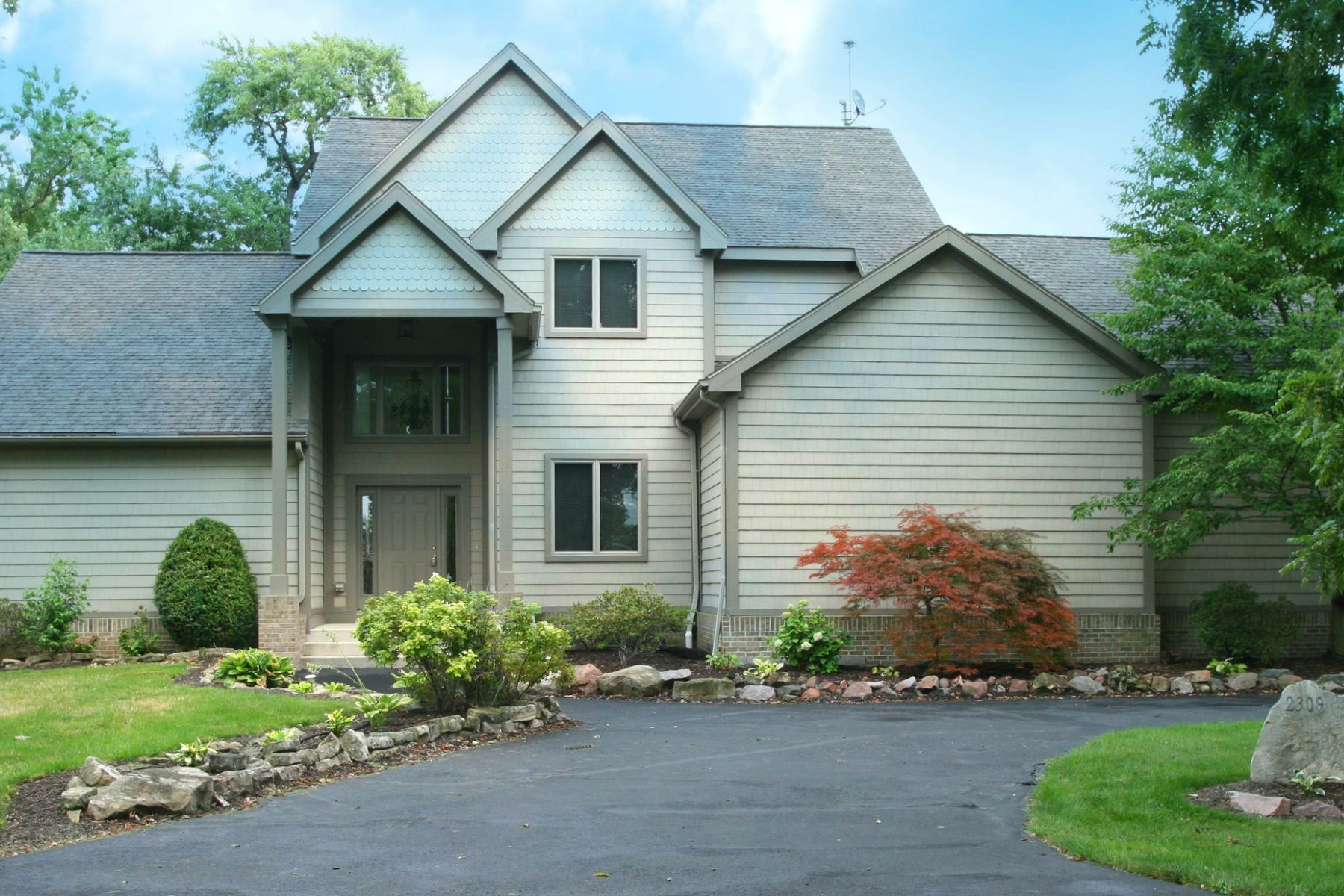 Single Family Home for Sale at 2309 Meter Road Marblehead, Ohio, 43440 United States