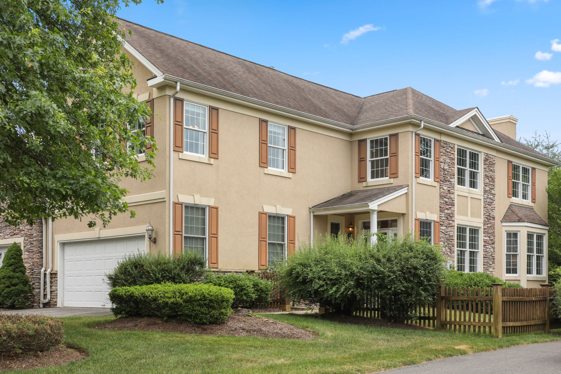 townhouses for Active at Maintained Townhome 25 Wyckoff Way Chester Township, New Jersey 07930 United States